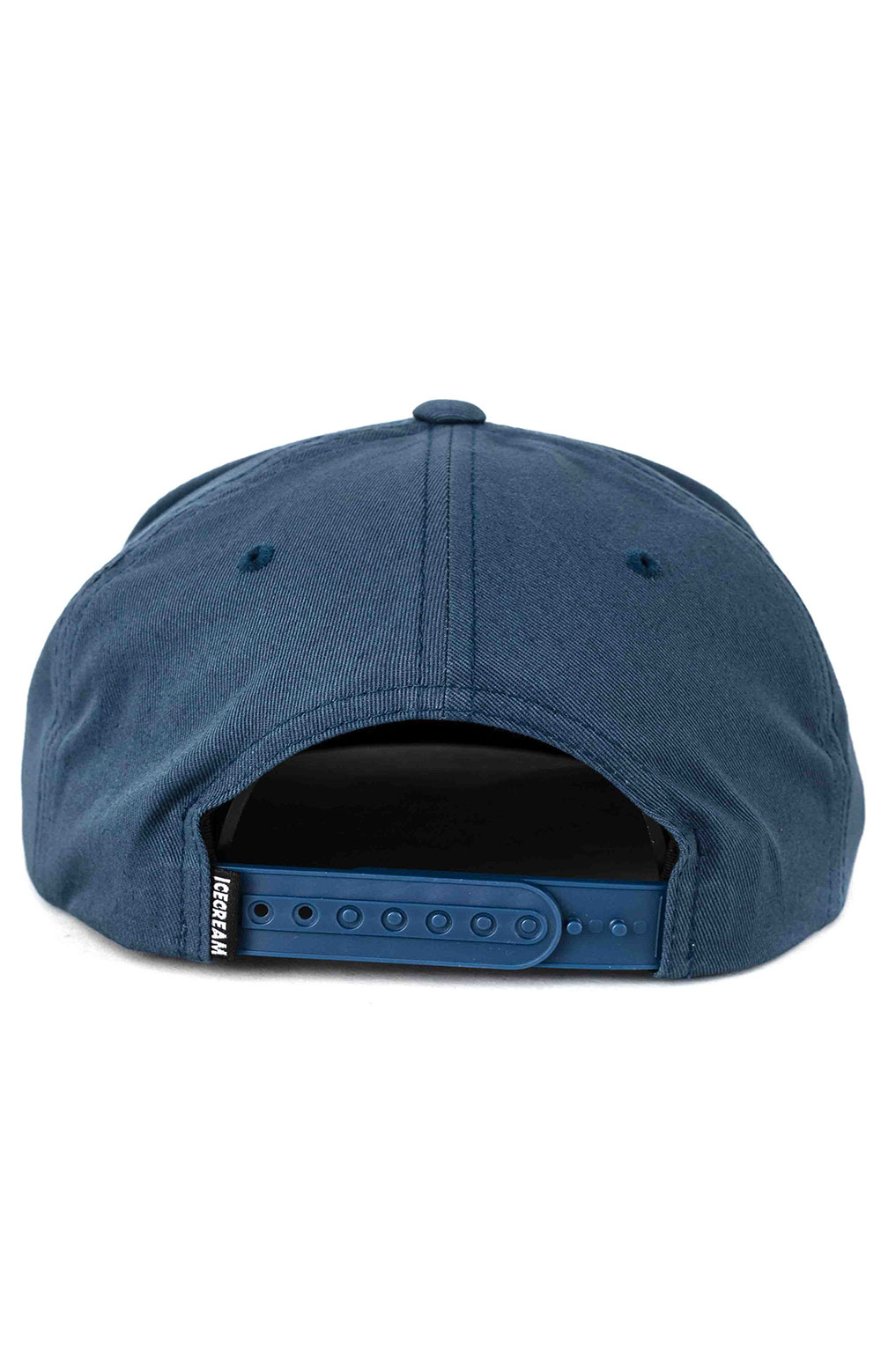 Green Cone Snap-Back Hat - Midnight  3