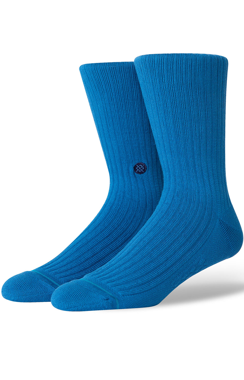 Icon Heavy Socks - Blue
