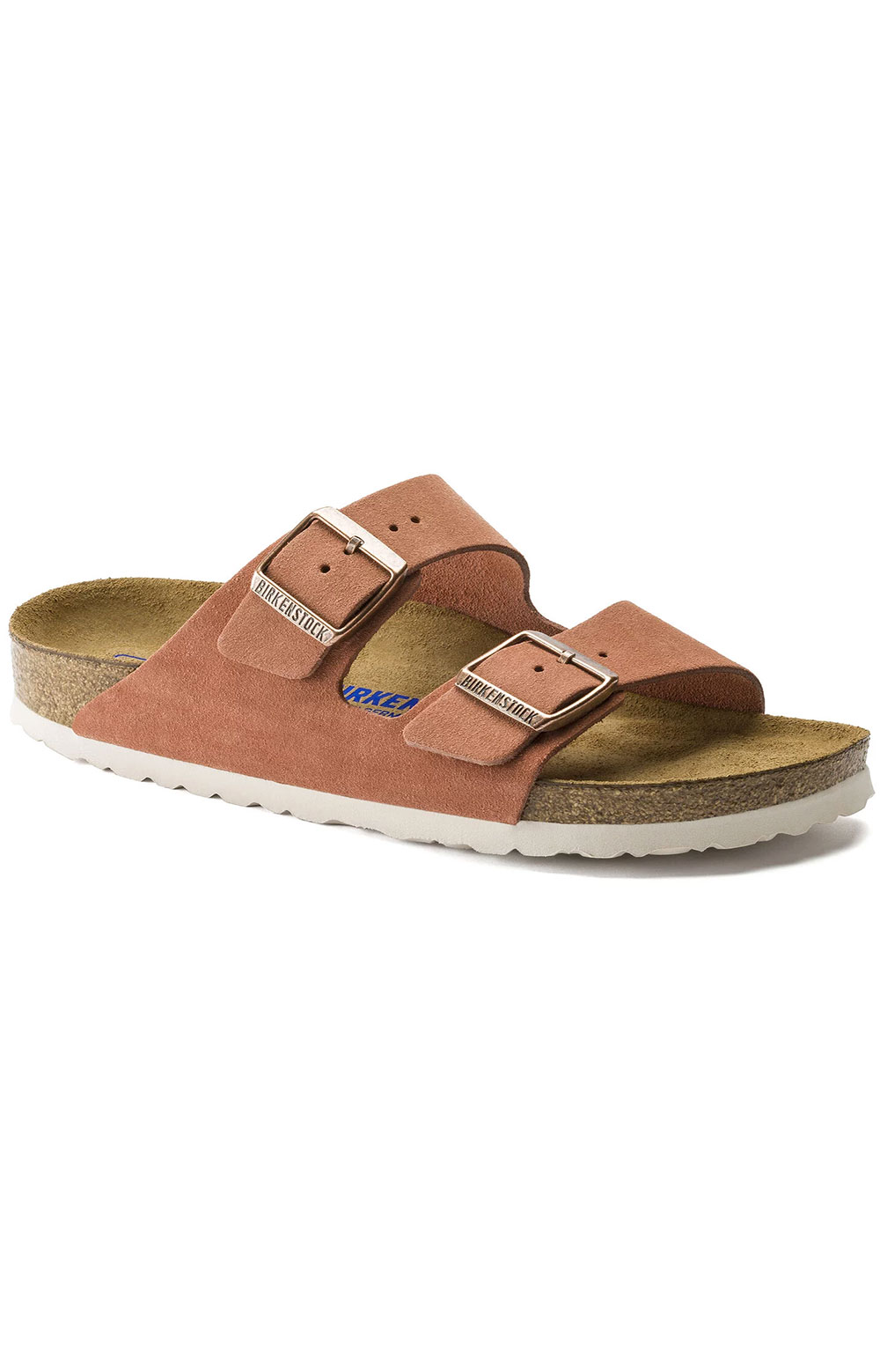 Arizona Soft Footbed Sandals - Earth Red 2