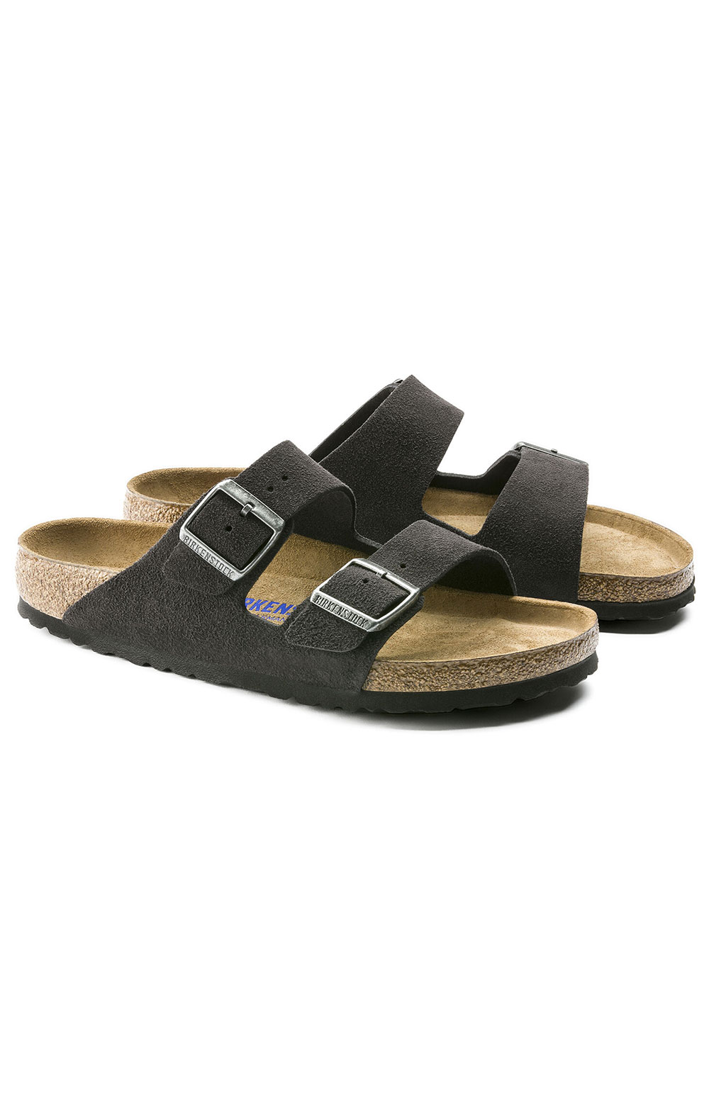 (0552321) Arizona Sandals - Velvet Grey
