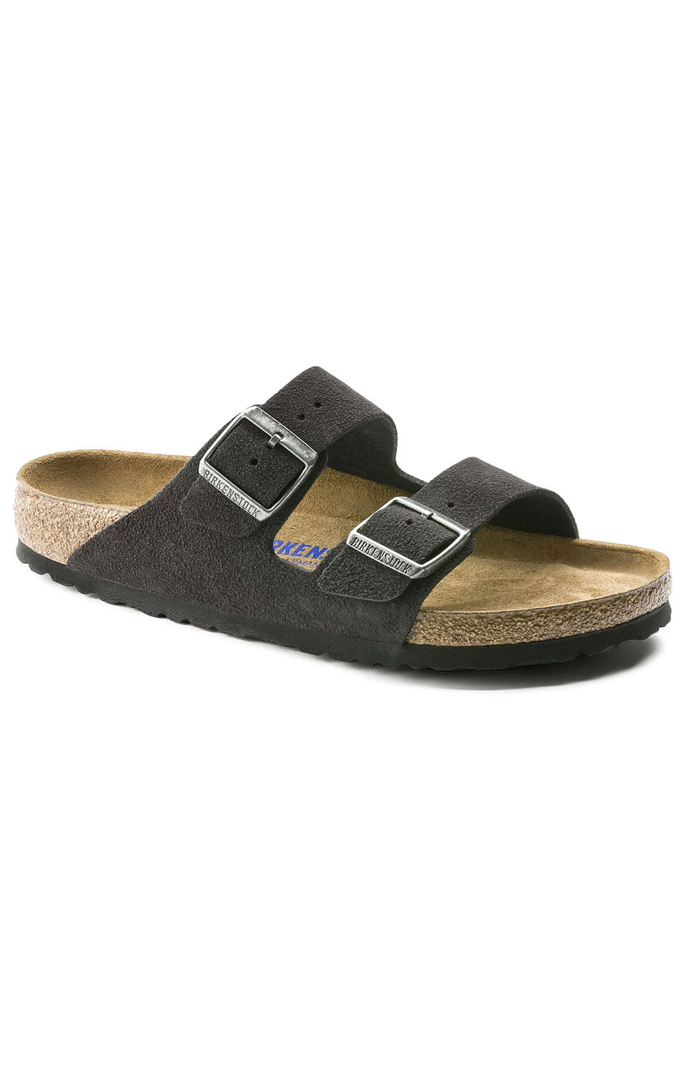 (0552321) Arizona Sandals - Velvet Grey  5