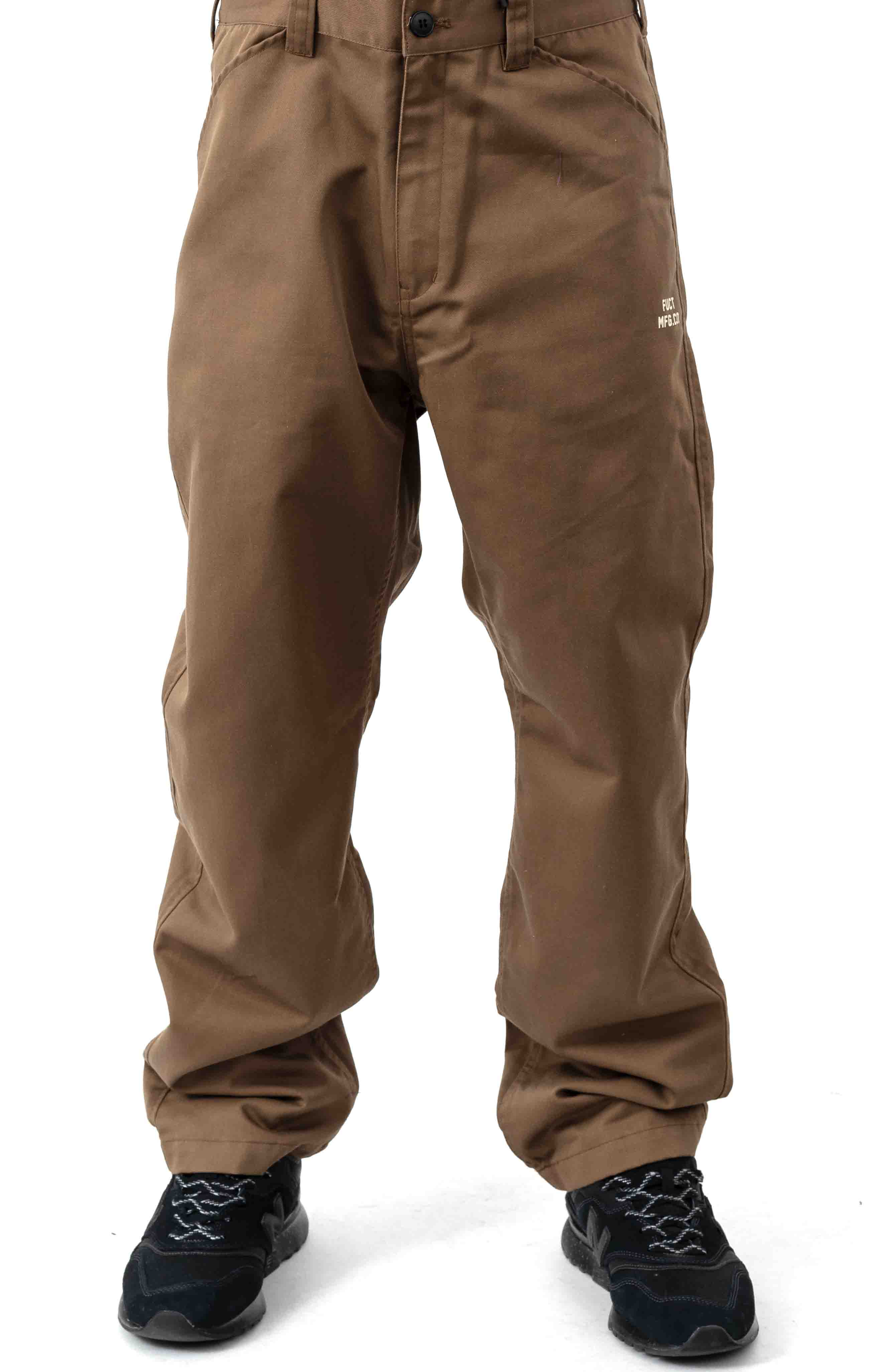 Deck Chino Pants - Beige  2