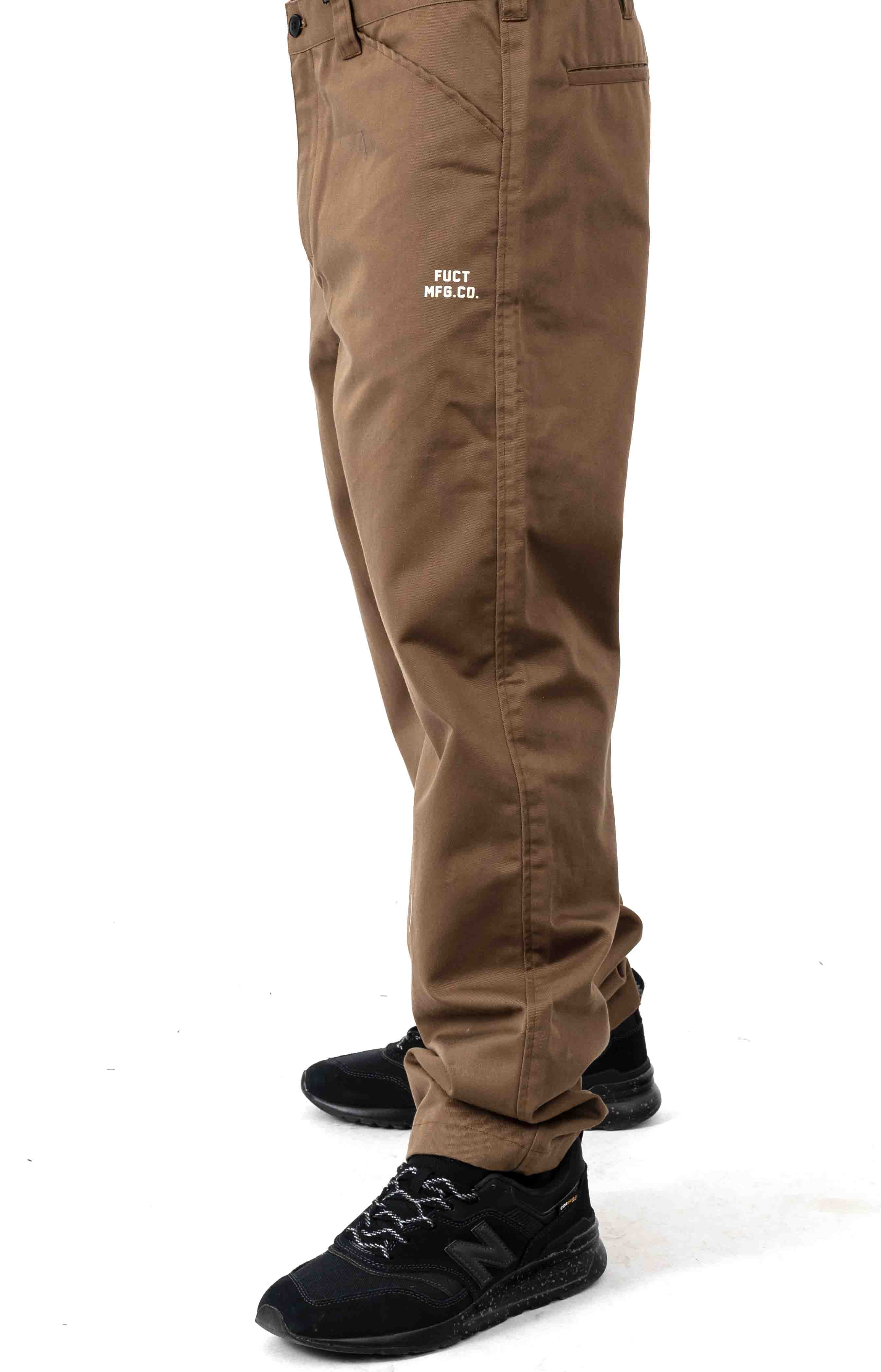 Deck Chino Pants - Beige
