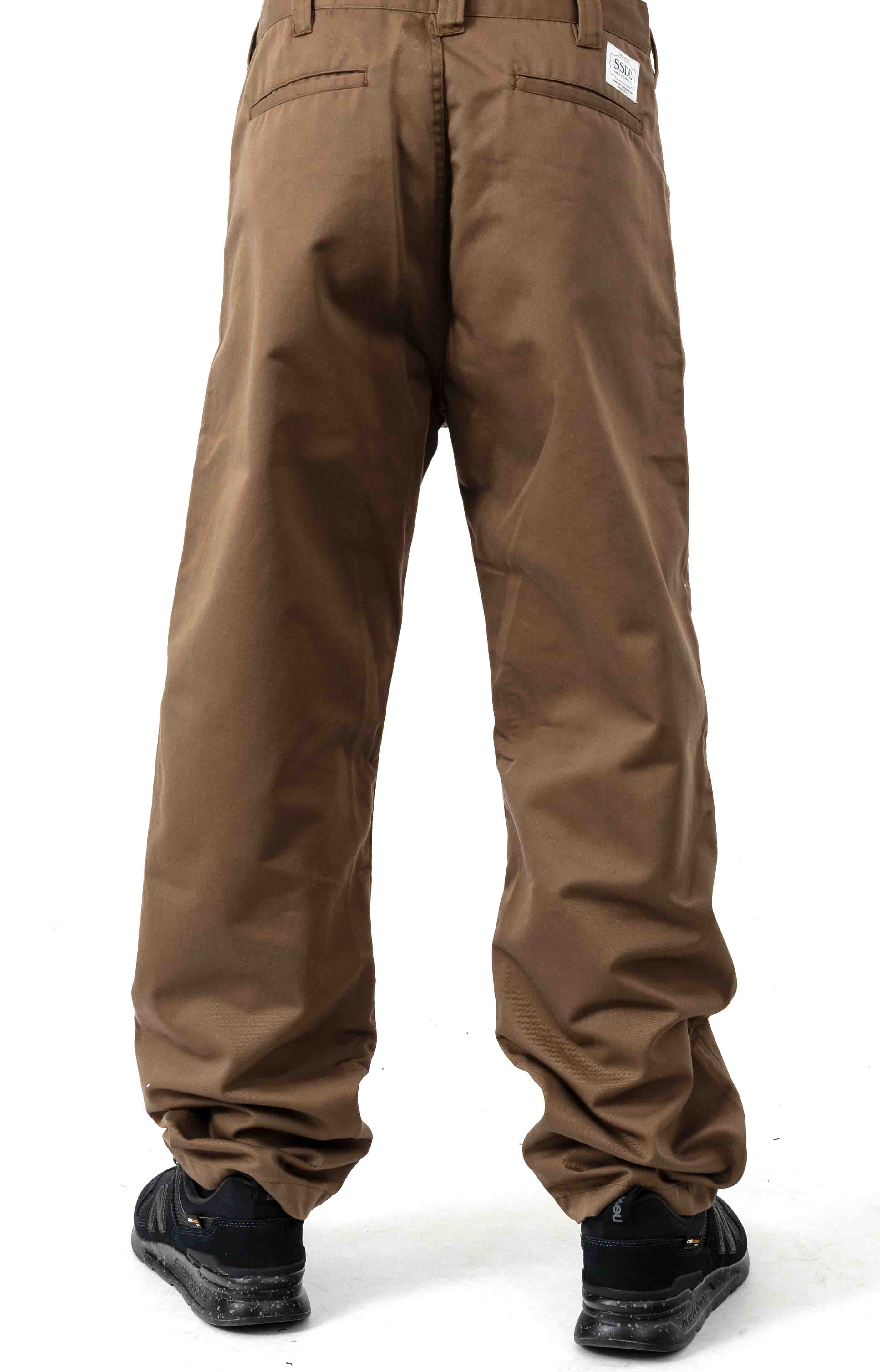 Deck Chino Pants - Beige  3