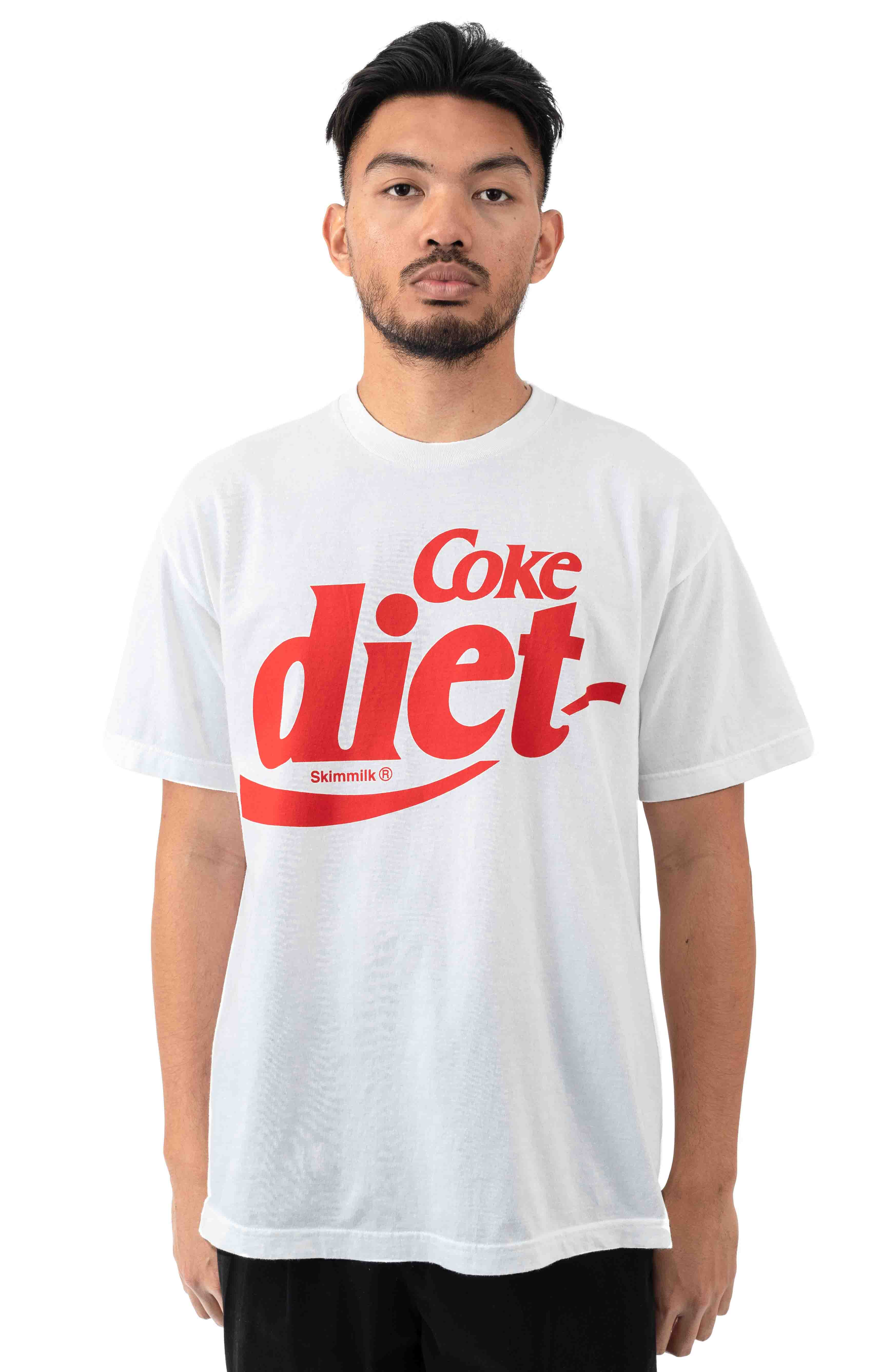 Coke Diet T-Shirt - White