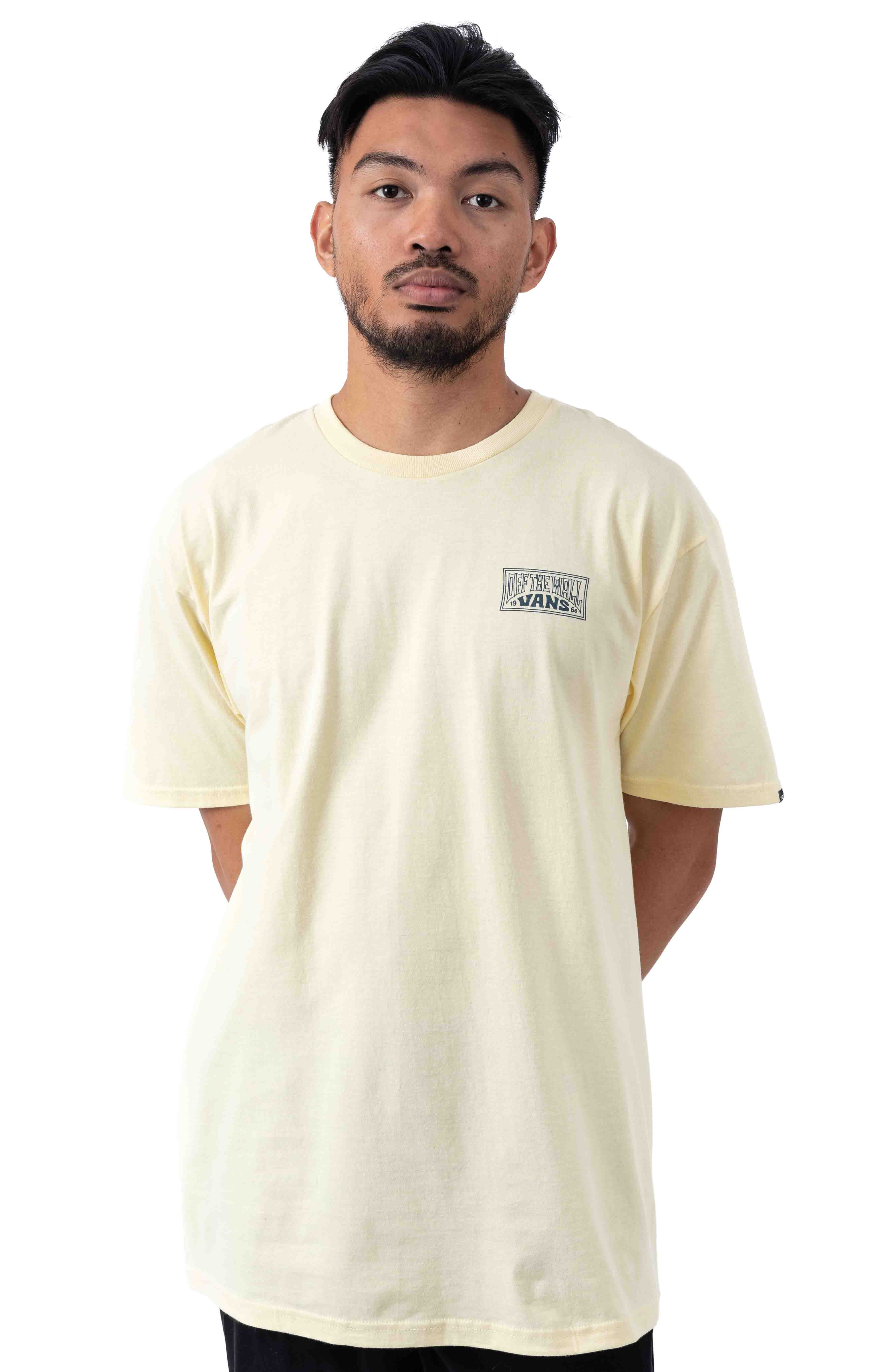 Rubber Co. T-Shirt - Double Cream  2