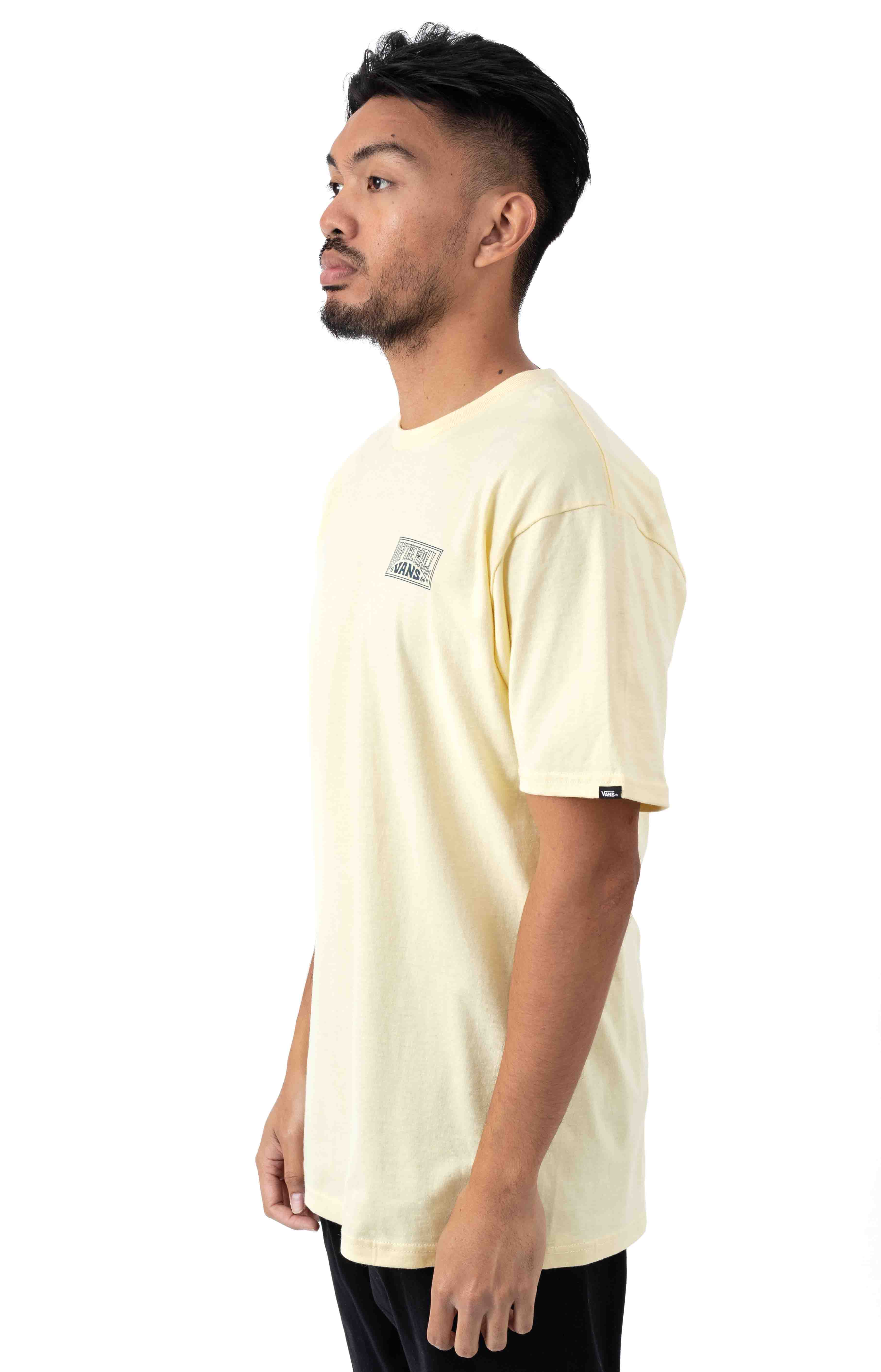 Rubber Co. T-Shirt - Double Cream  3