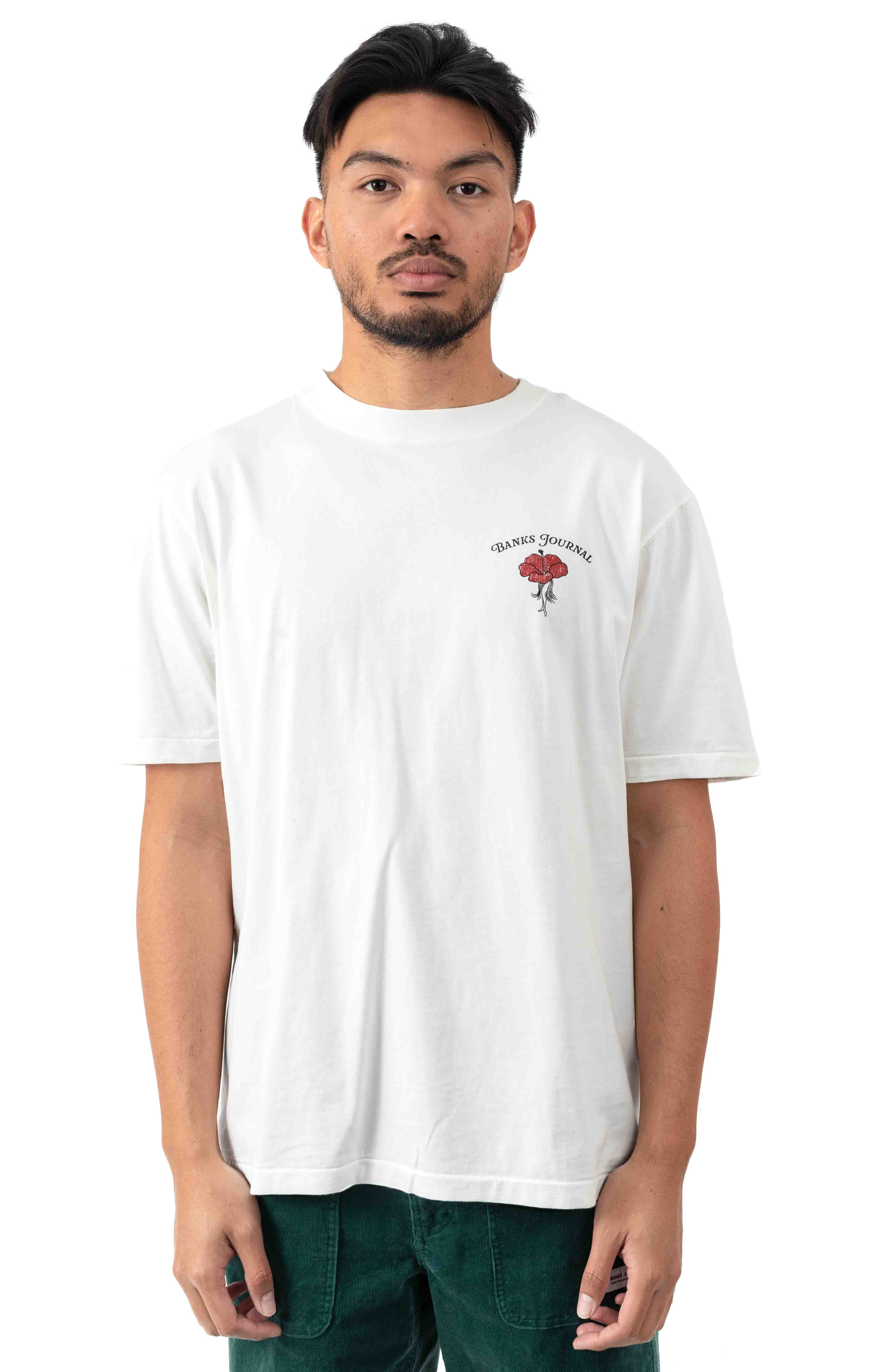 Willow T-Shirt - Off White