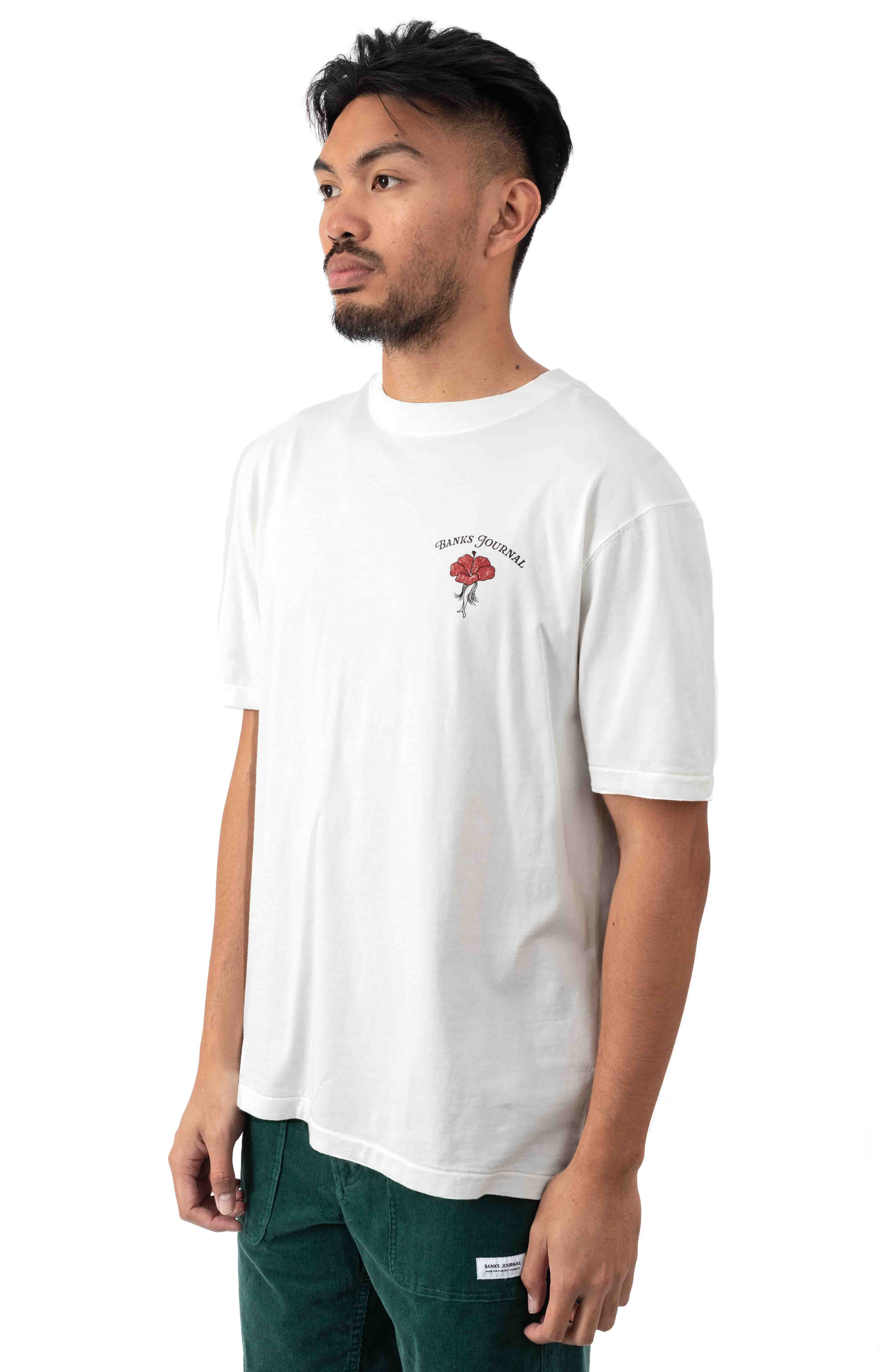 Willow T-Shirt - Off White  2