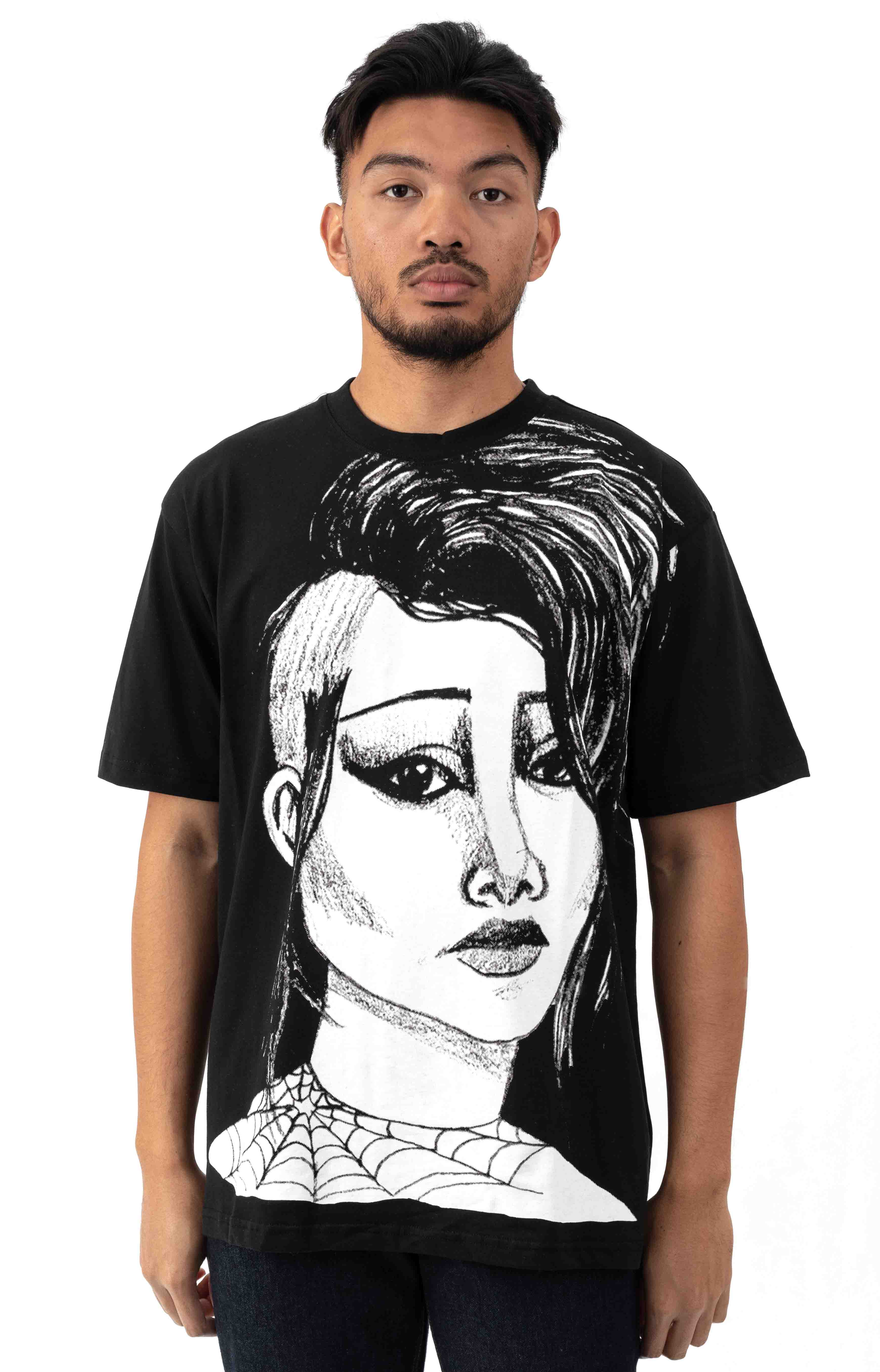 Face T-Shirt - Black