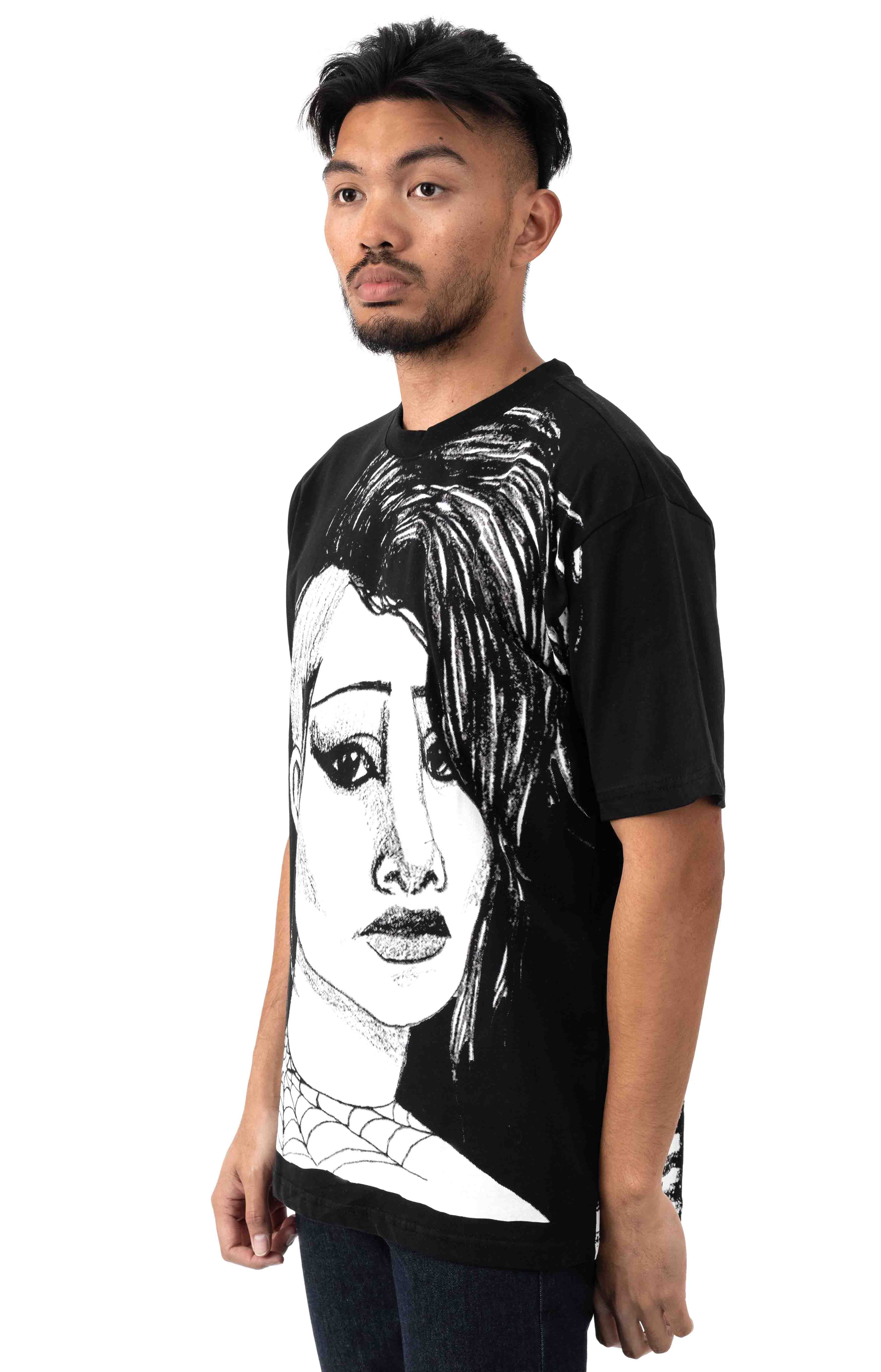 Face T-Shirt - Black 2