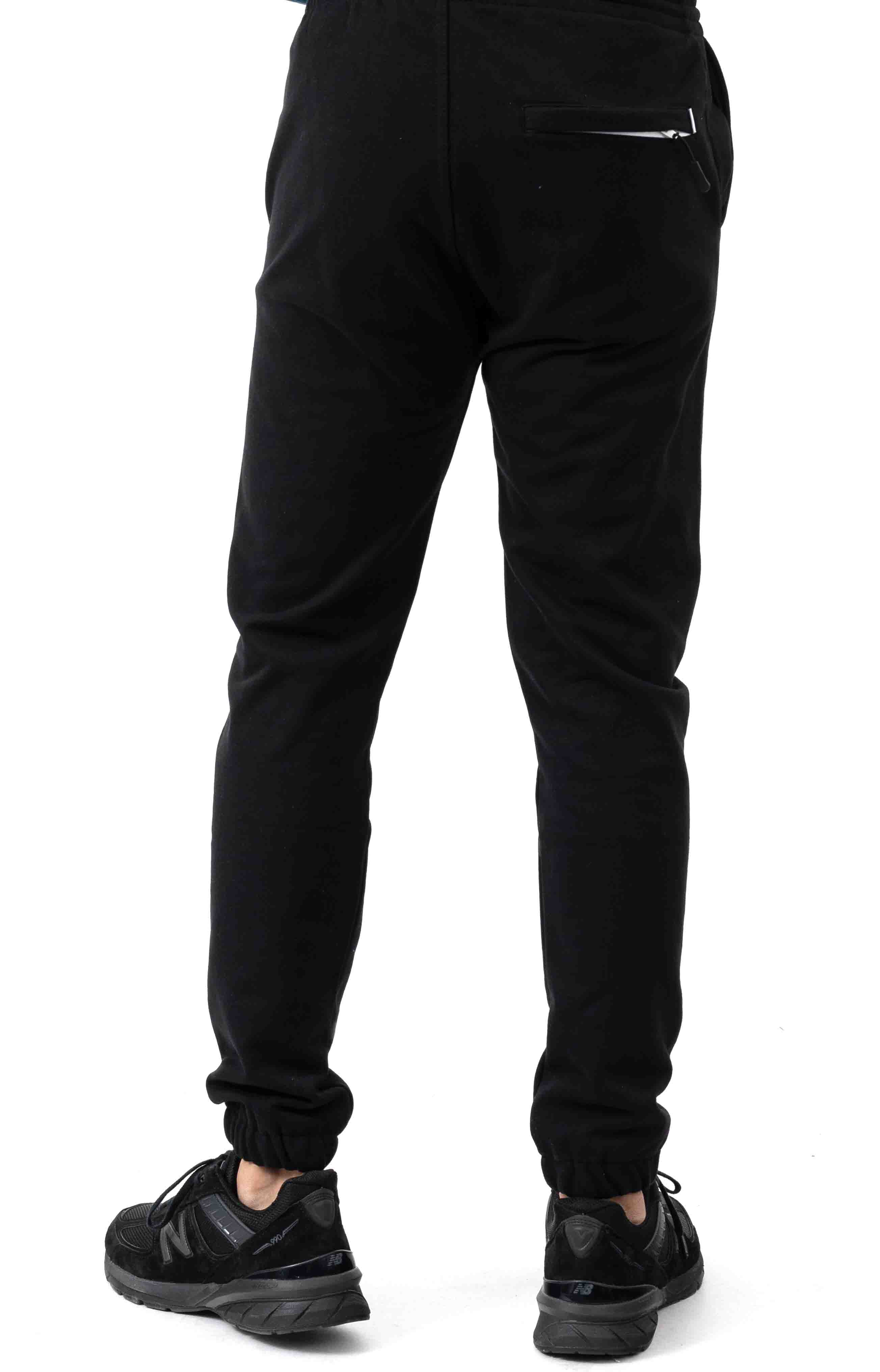 Cherry Sweatpant - Black 3