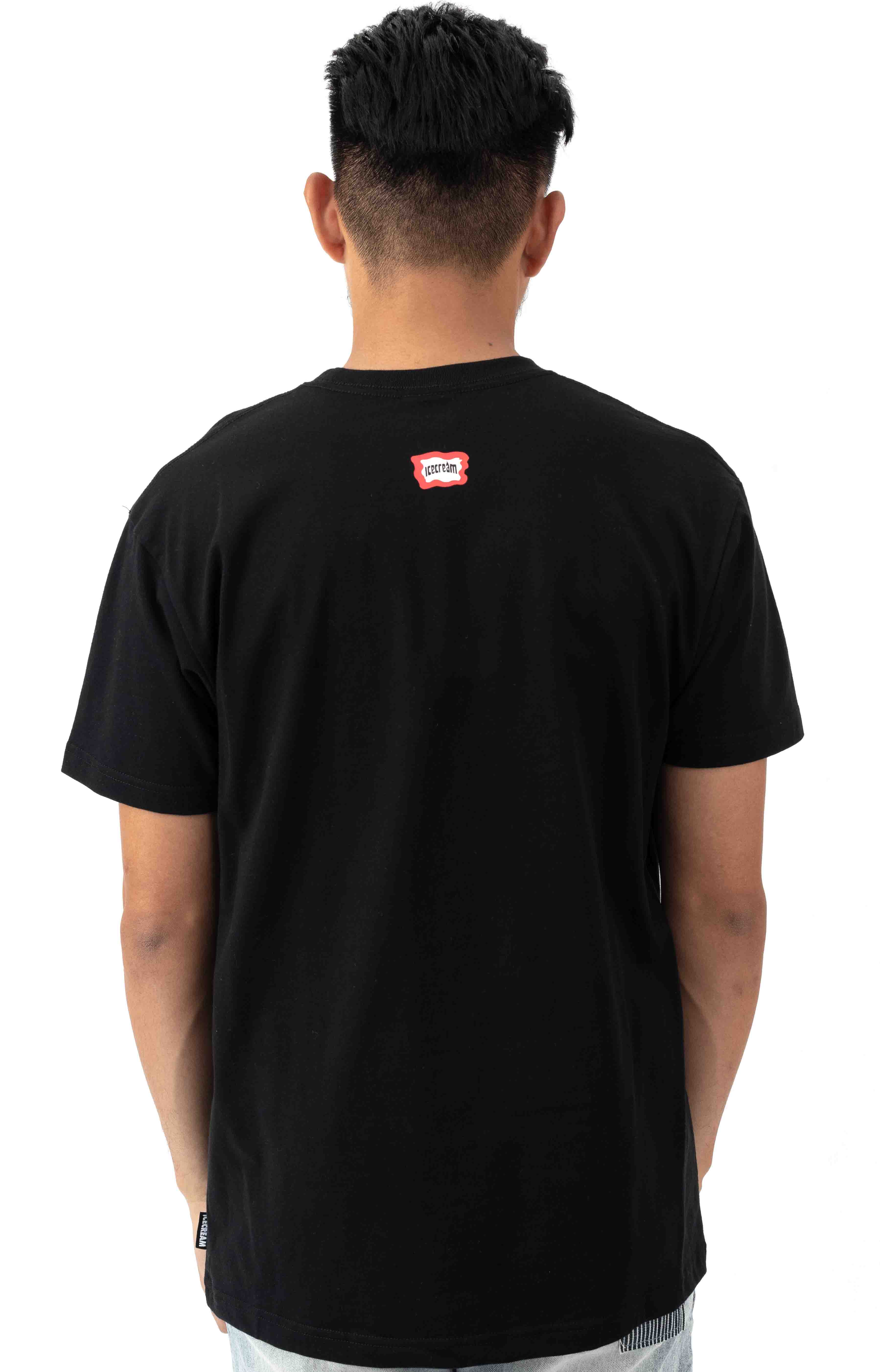 Gilgamesh T-Shirt - Black 3