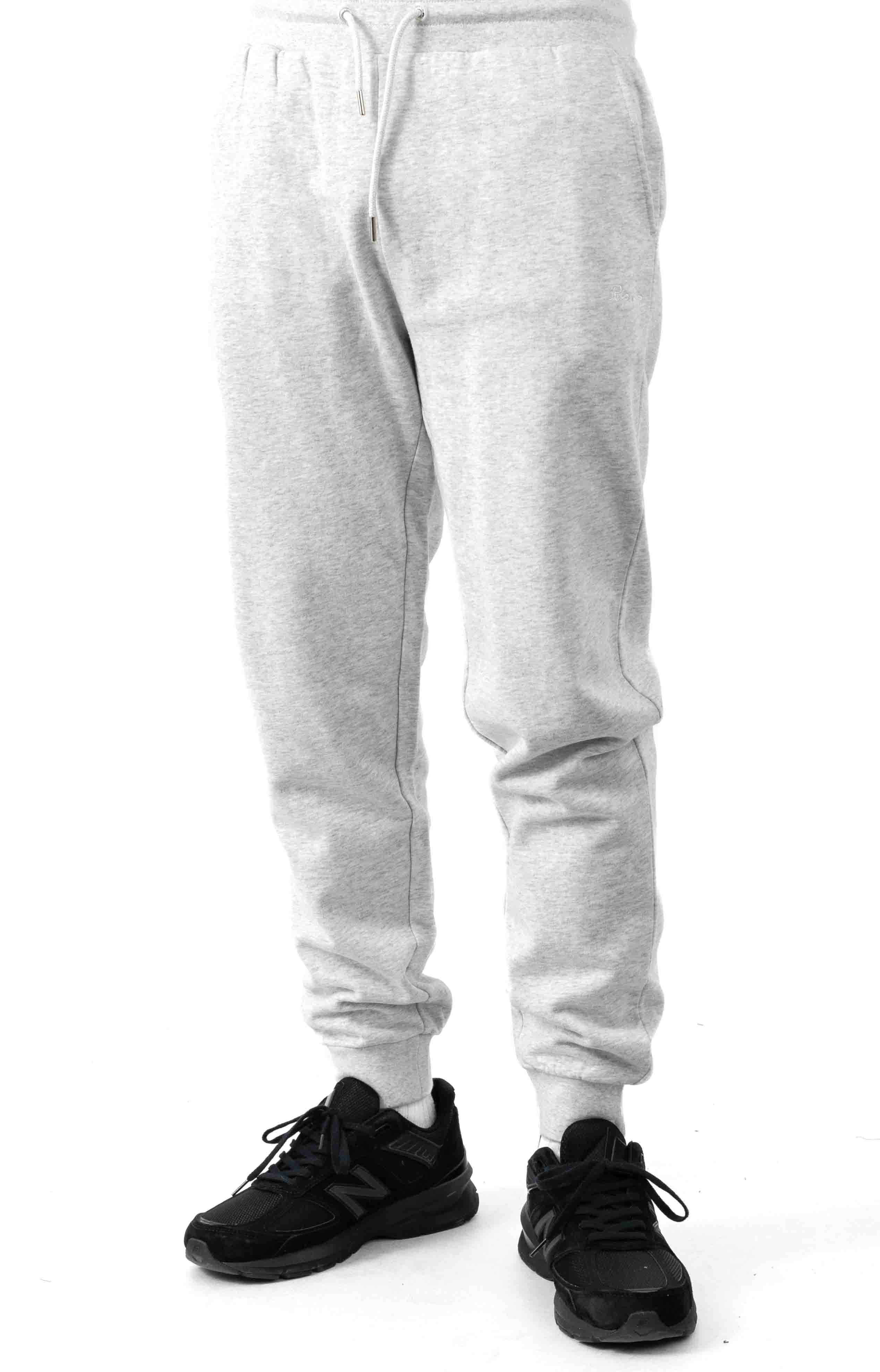 Peeking Nerm Sweatpants - Heather Grey  2