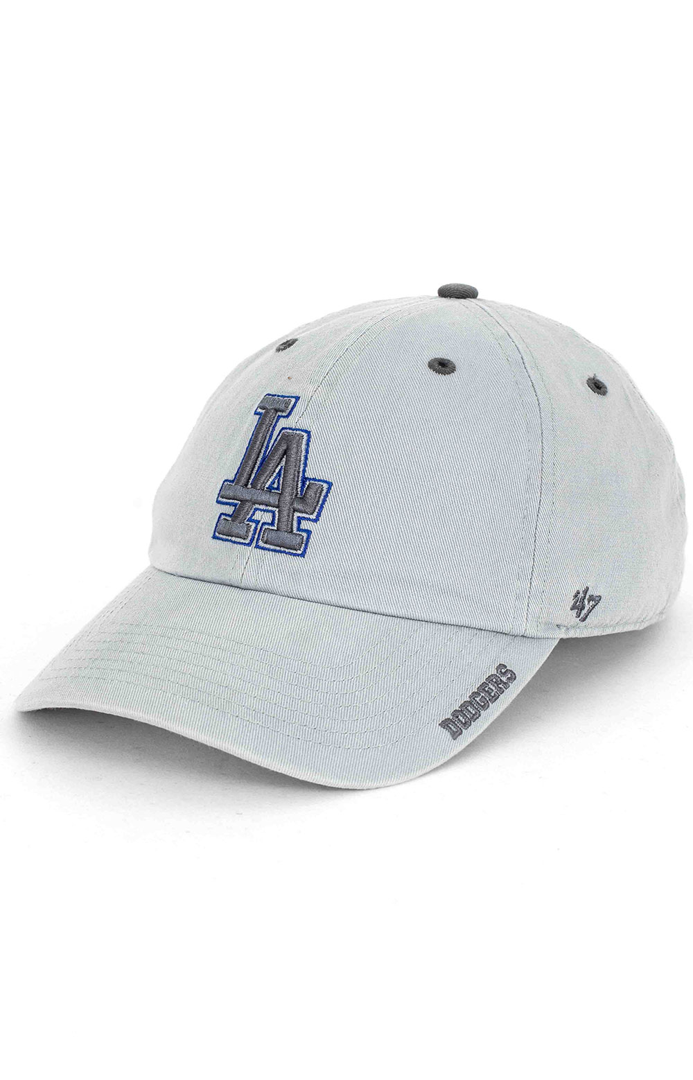 Los Angeles Dodgers 47 Clean Up Cap - Storm Ice