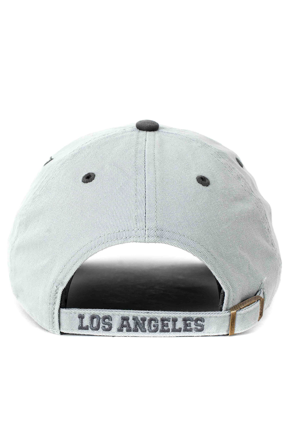 Los Angeles Dodgers 47 Clean Up Cap - Storm Ice  3