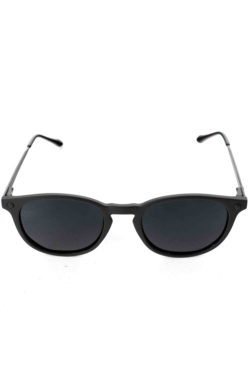 Aria Sunglasses - Matte Back Polarized 2