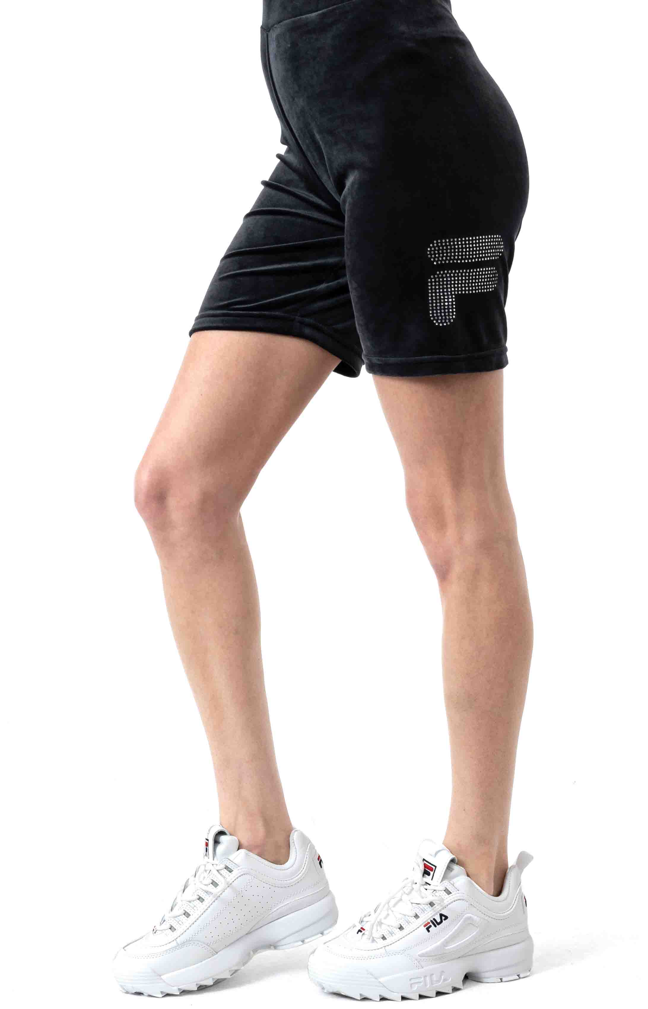Iris Bike Short - Black