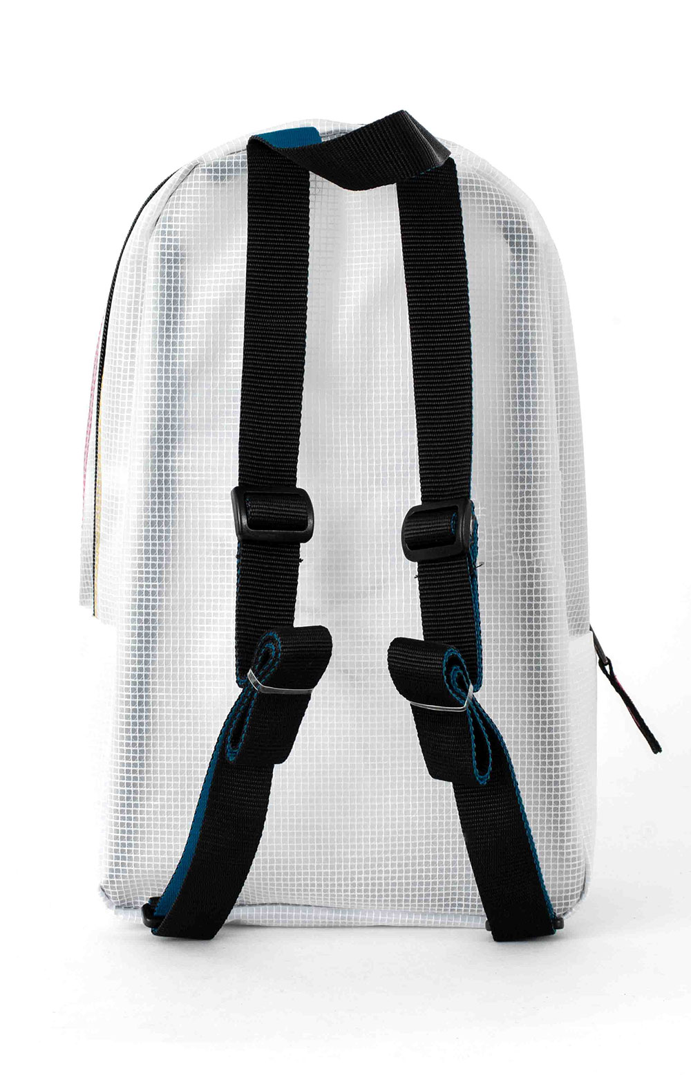 Thread It Backpack - Clear  3