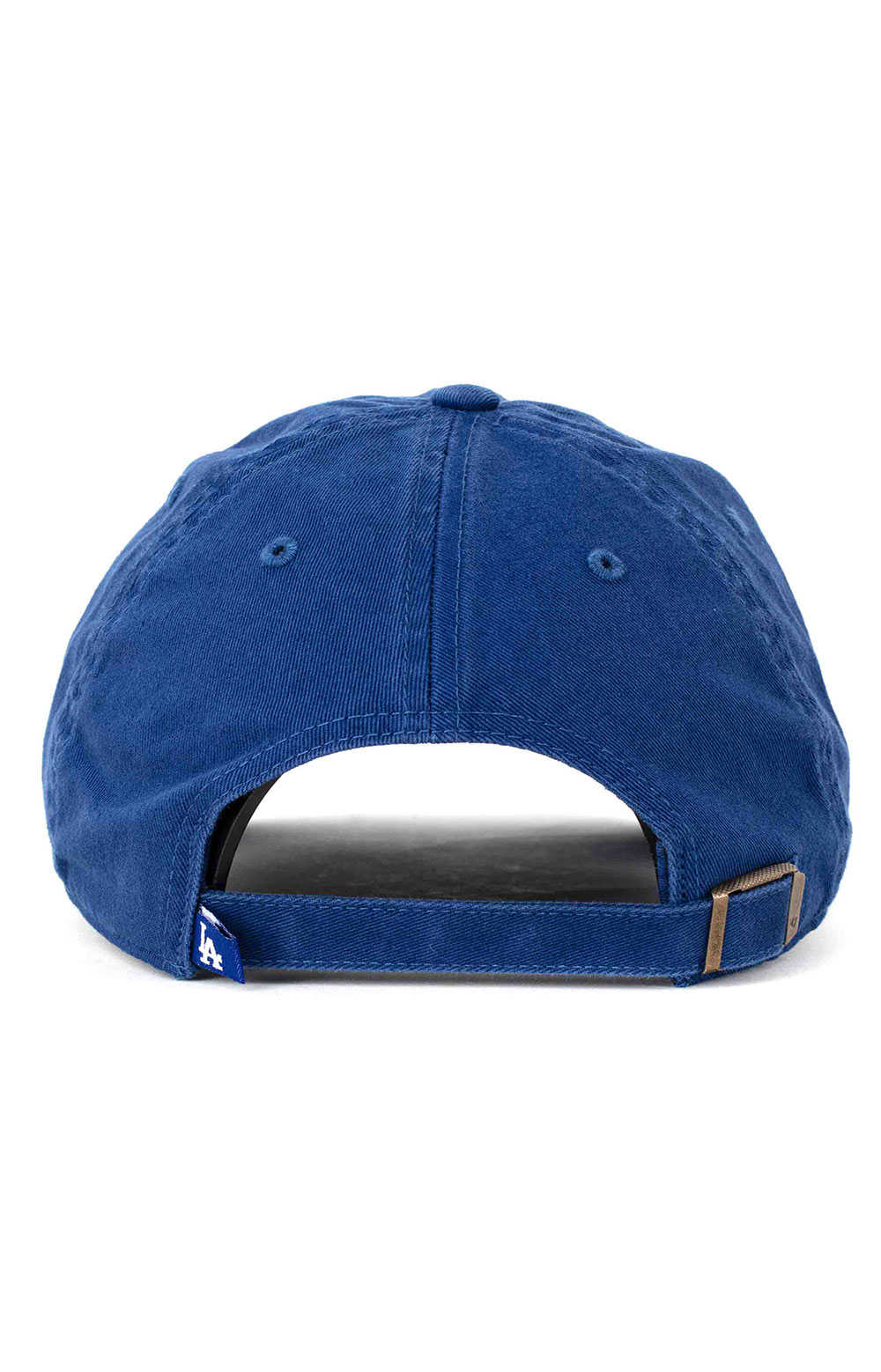 LA Dodgers Pride 47 Clean Up Cap - Royal Blue 3