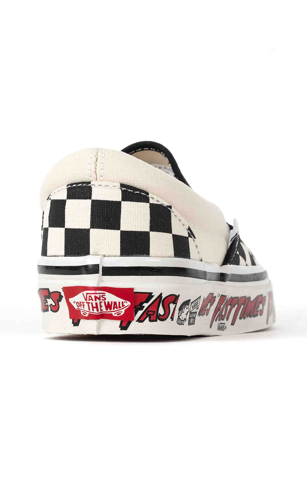 (JEXWVP) Anaheim Factory Classic Slip-On 98 DX Shoes - OG Fast Times  5