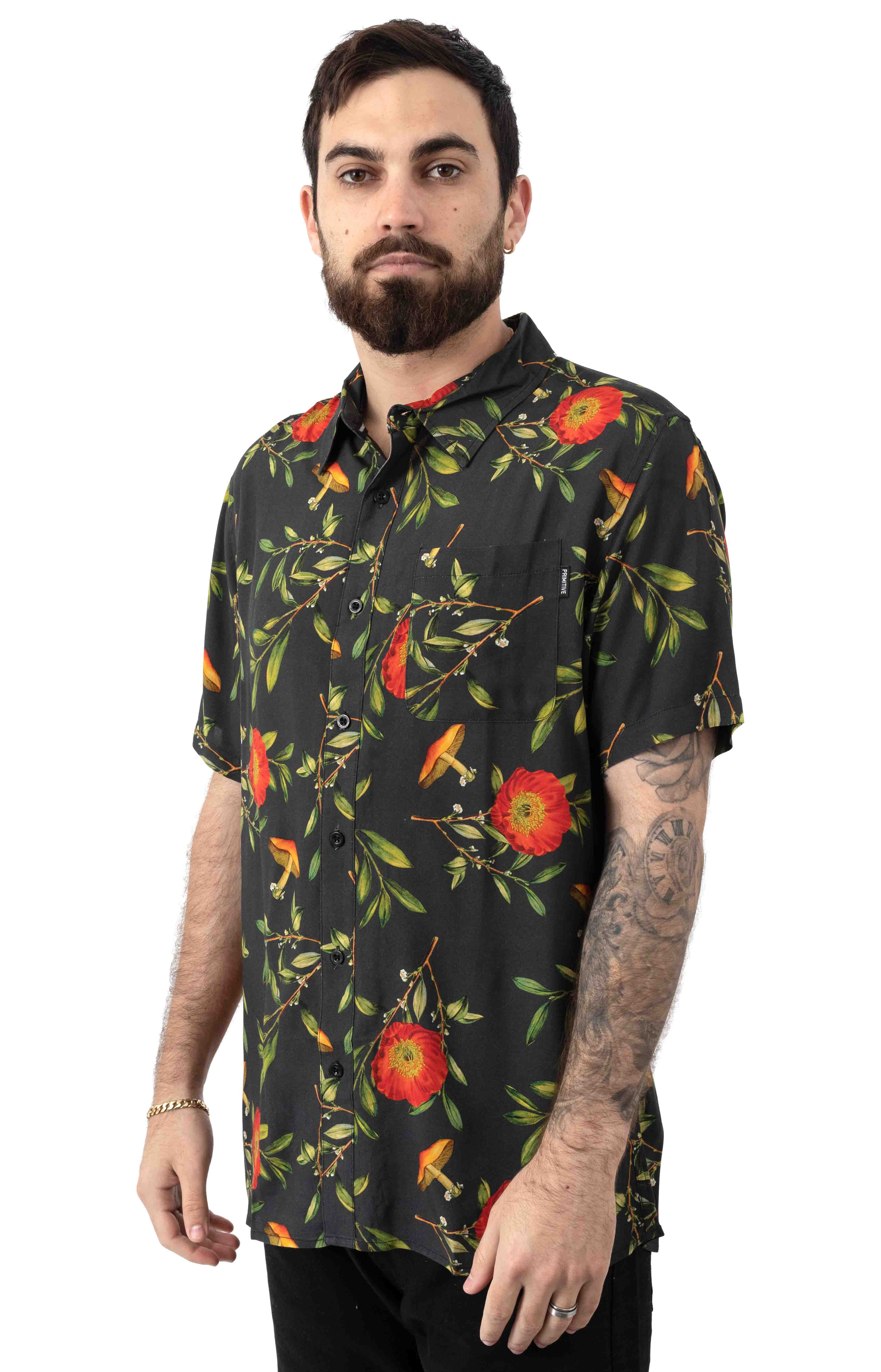 Dover S/S Button-Up Shirt