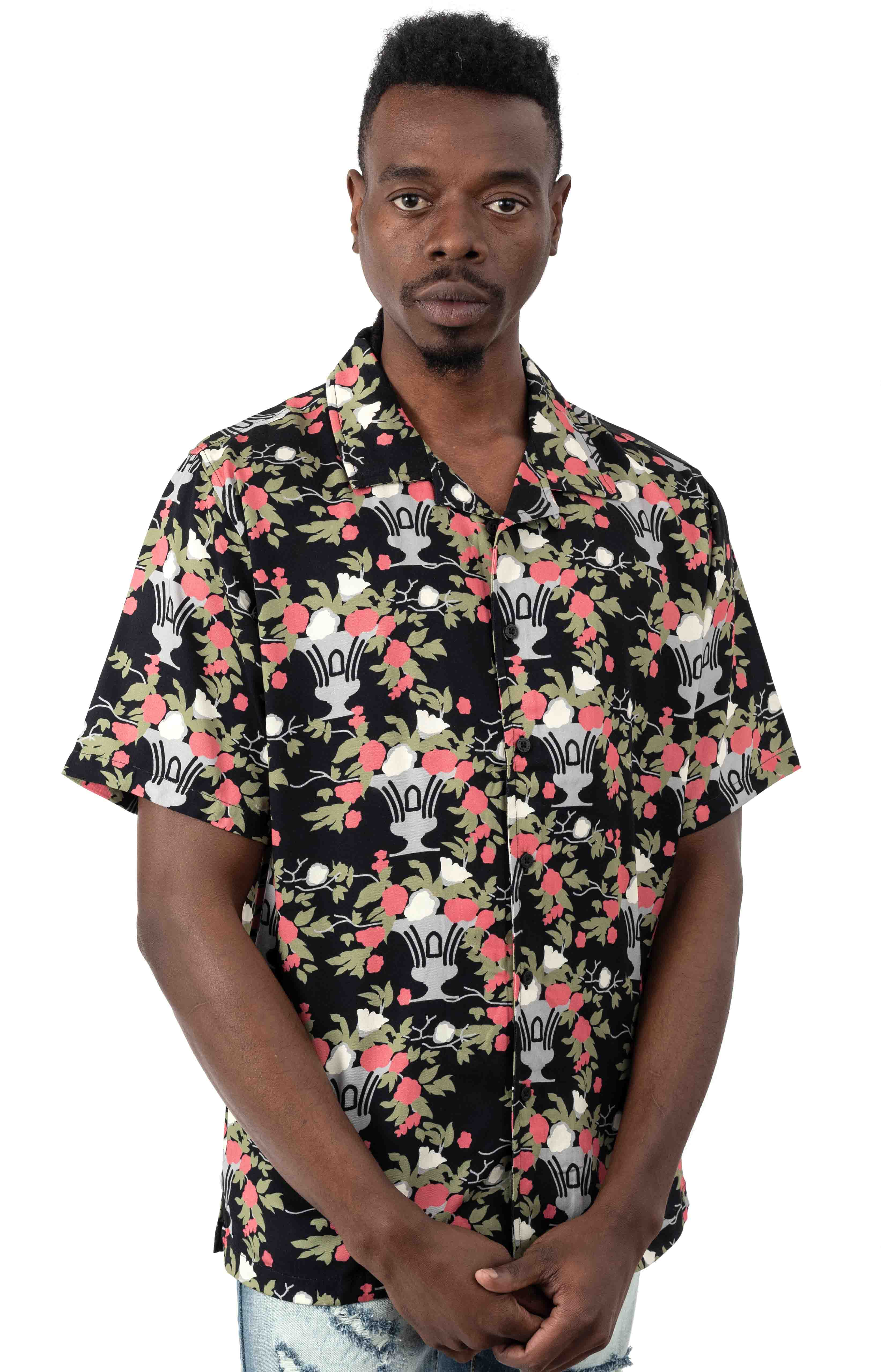 Nip It In The Bud Bowling Shirt