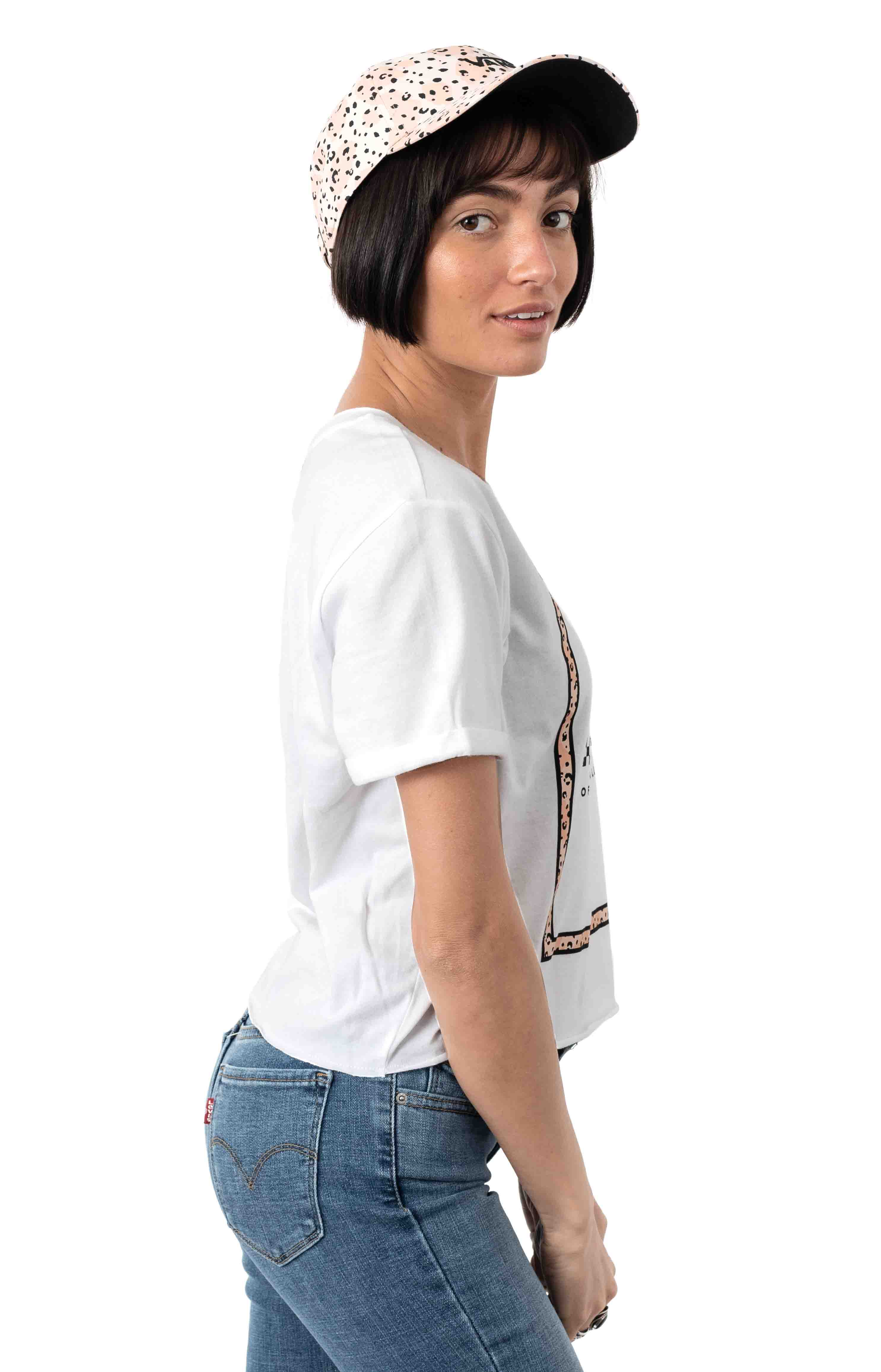 Leila T-Shirt - White  2