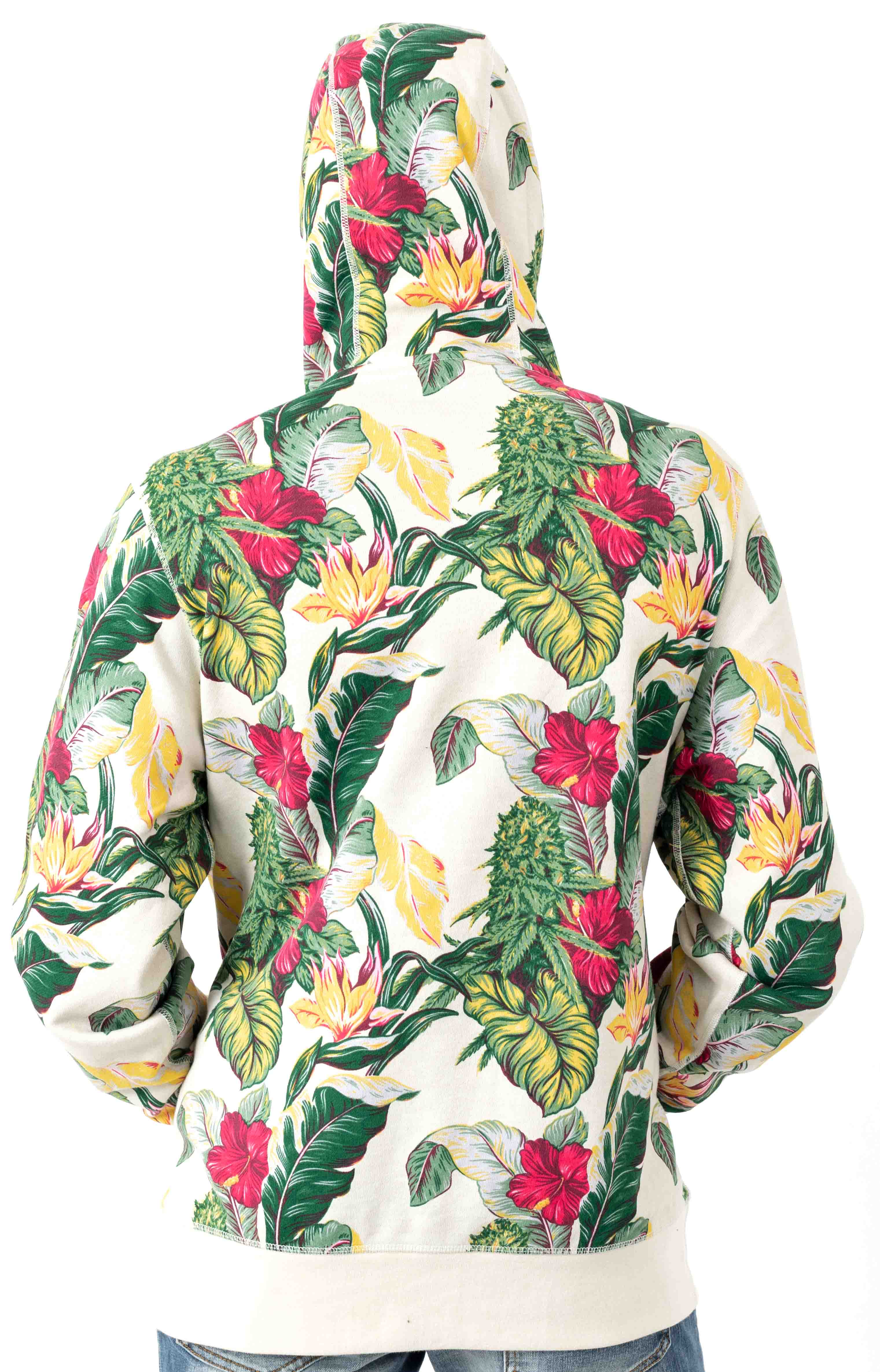 Paraiso Pullover Hoodie - Natural  3