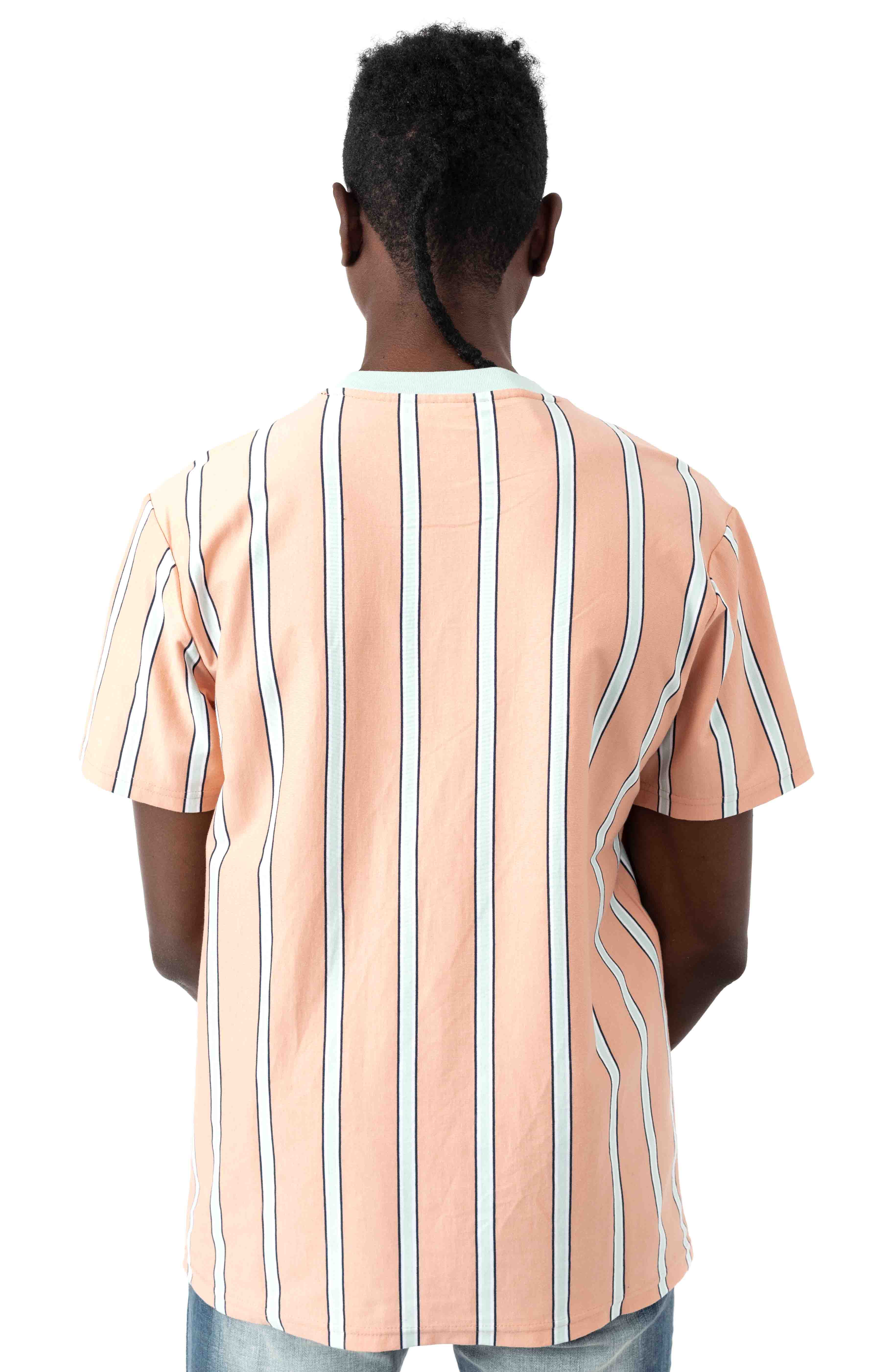 Jerome YDS Knit Top Shirt - Coral Pink  3