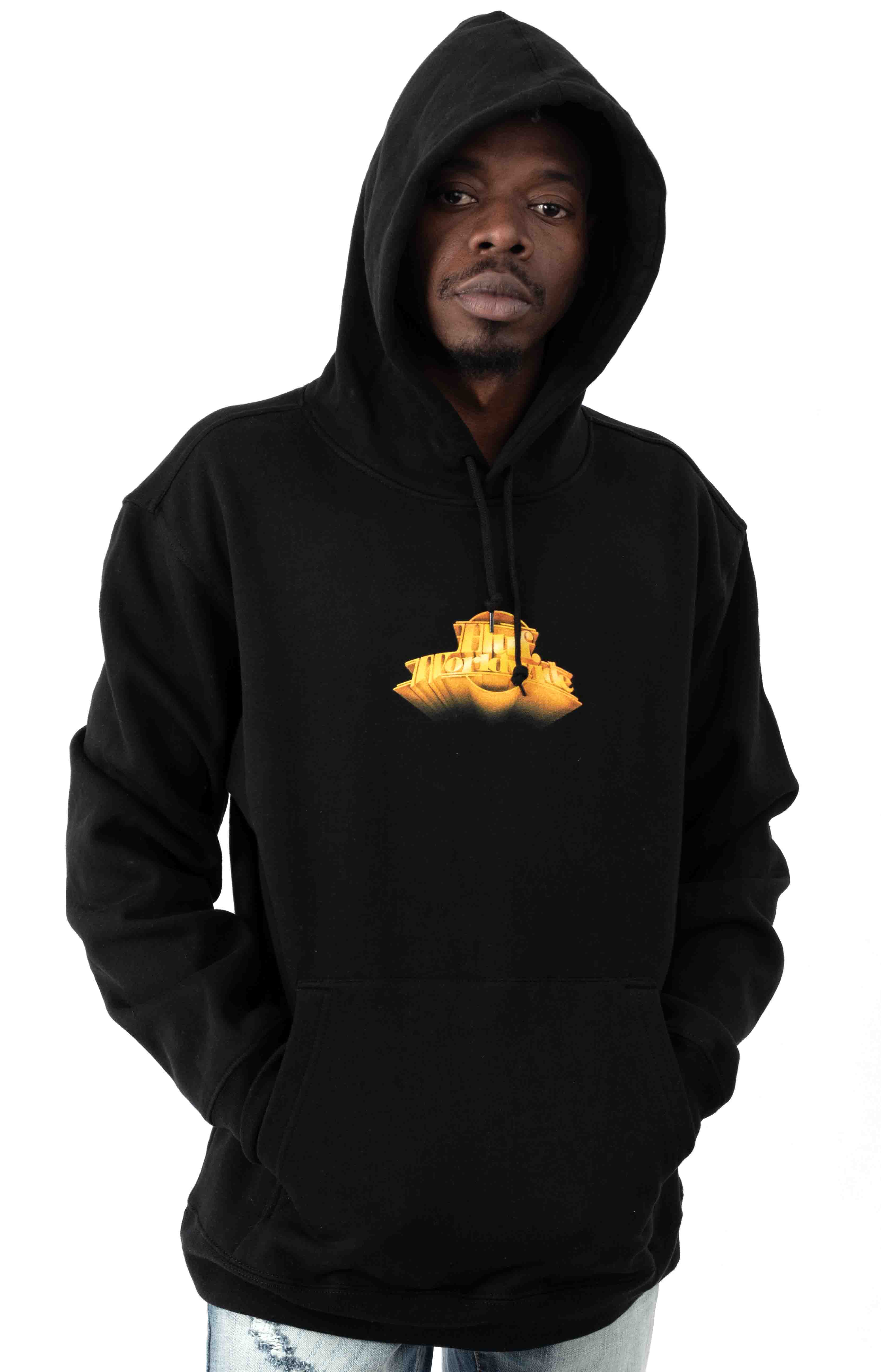 Greatest Hits Classic H Pullover Hoodie - Black 2
