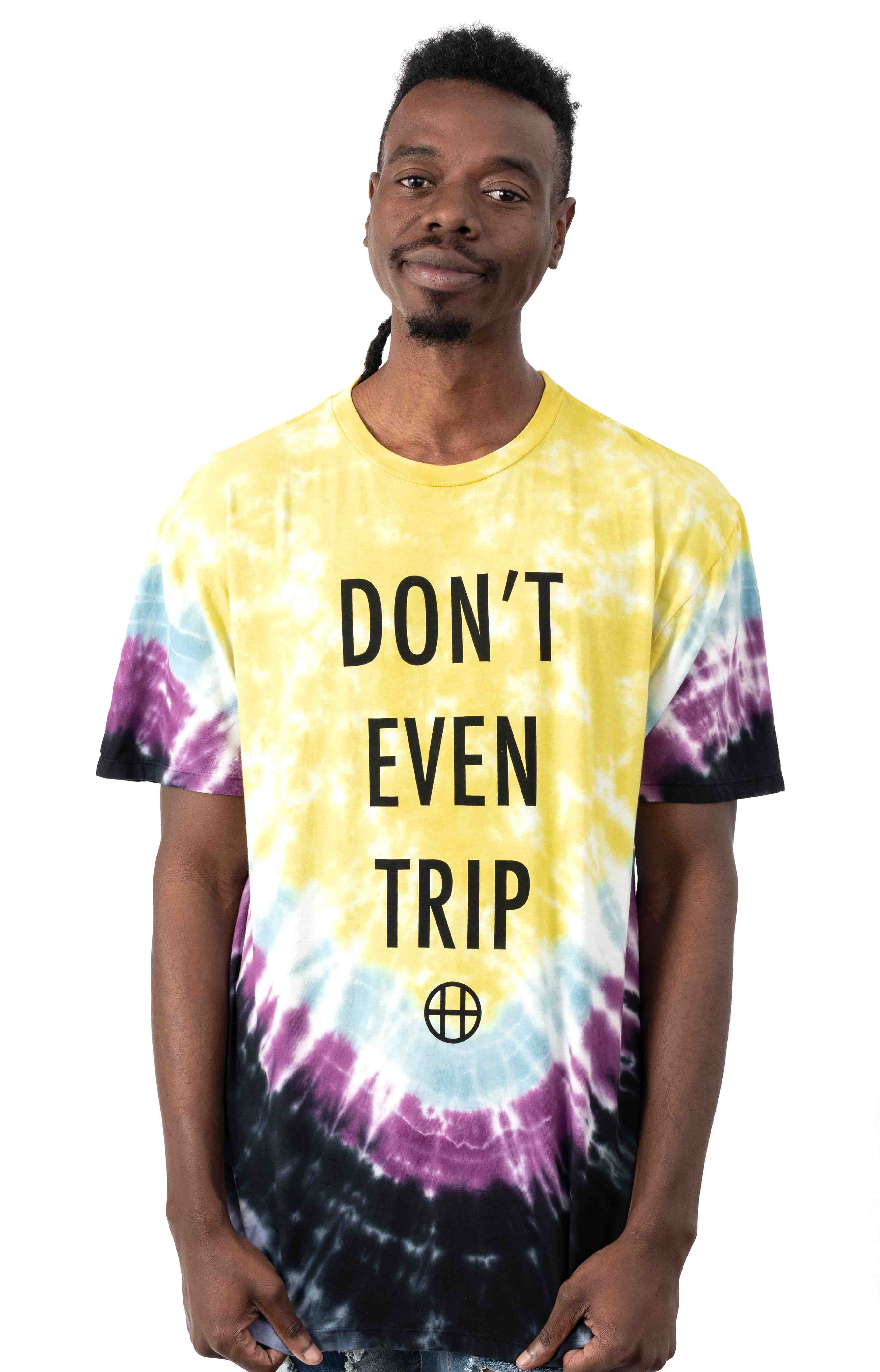 Don't Even Trip T-Shirt - Yellow