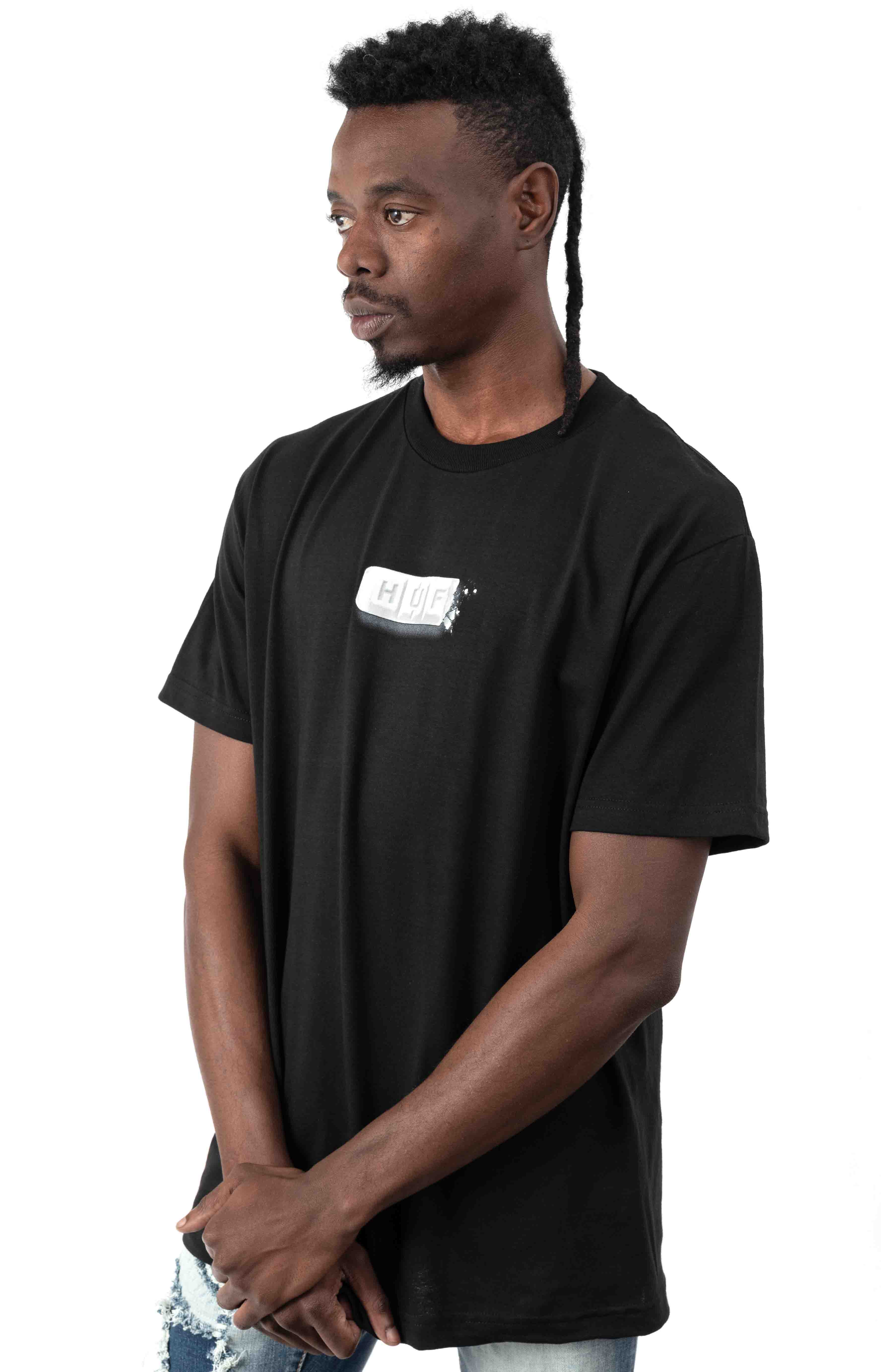 Youth Of Today T-Shirt - Black  2