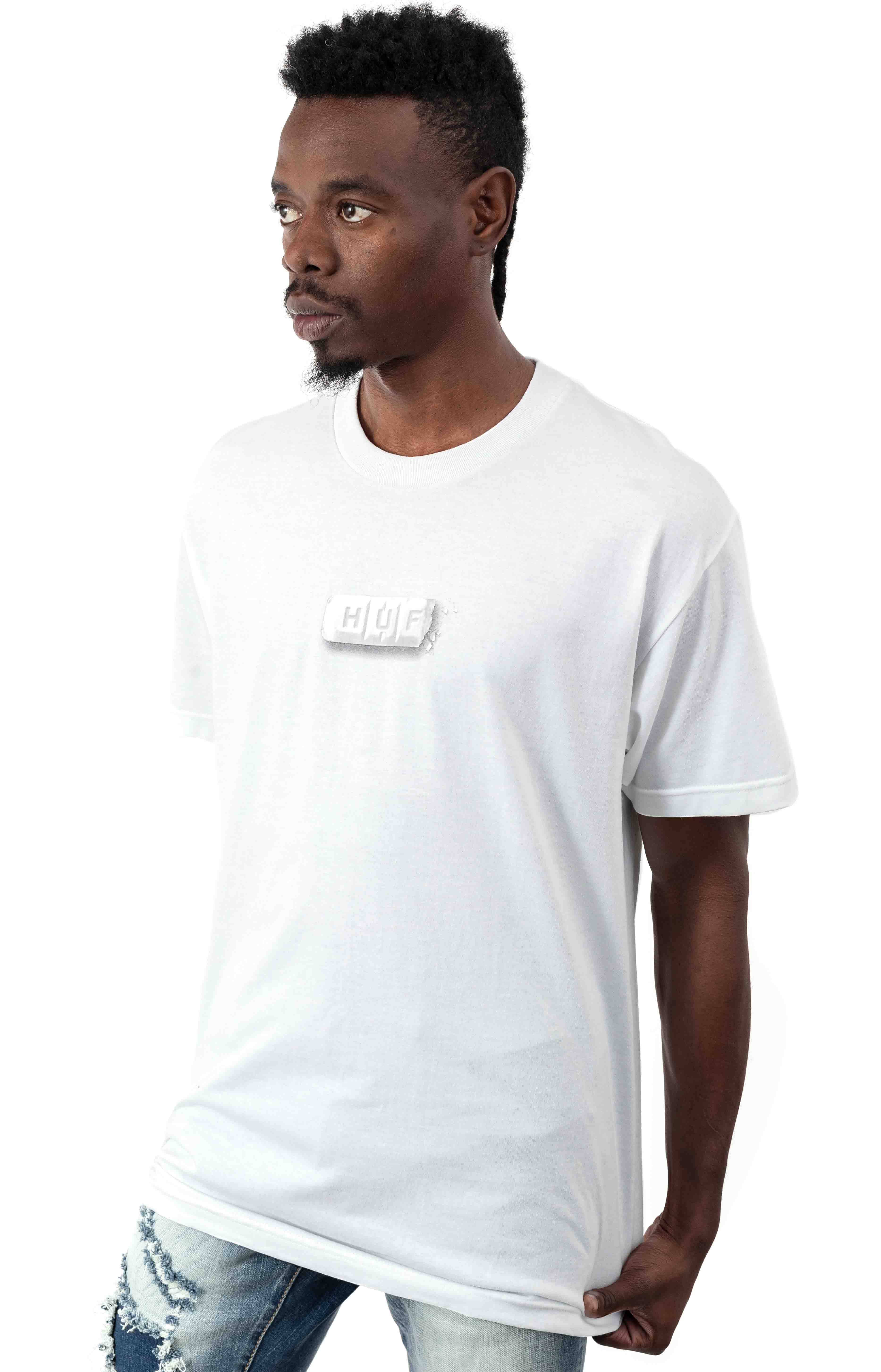 Youth Of Today T-Shirt - White  2
