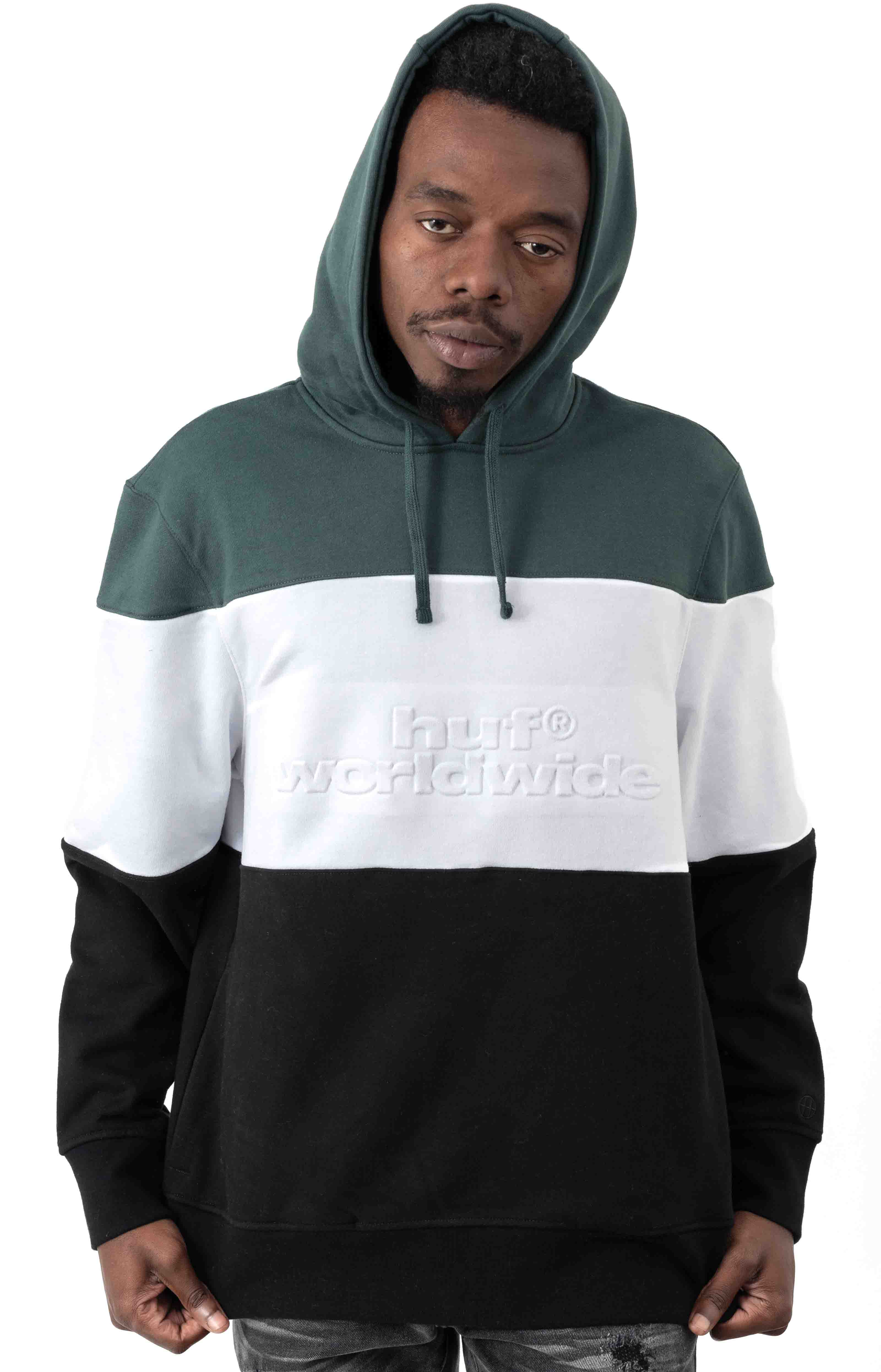 Division Pullover Hoodie - Sycamore  2