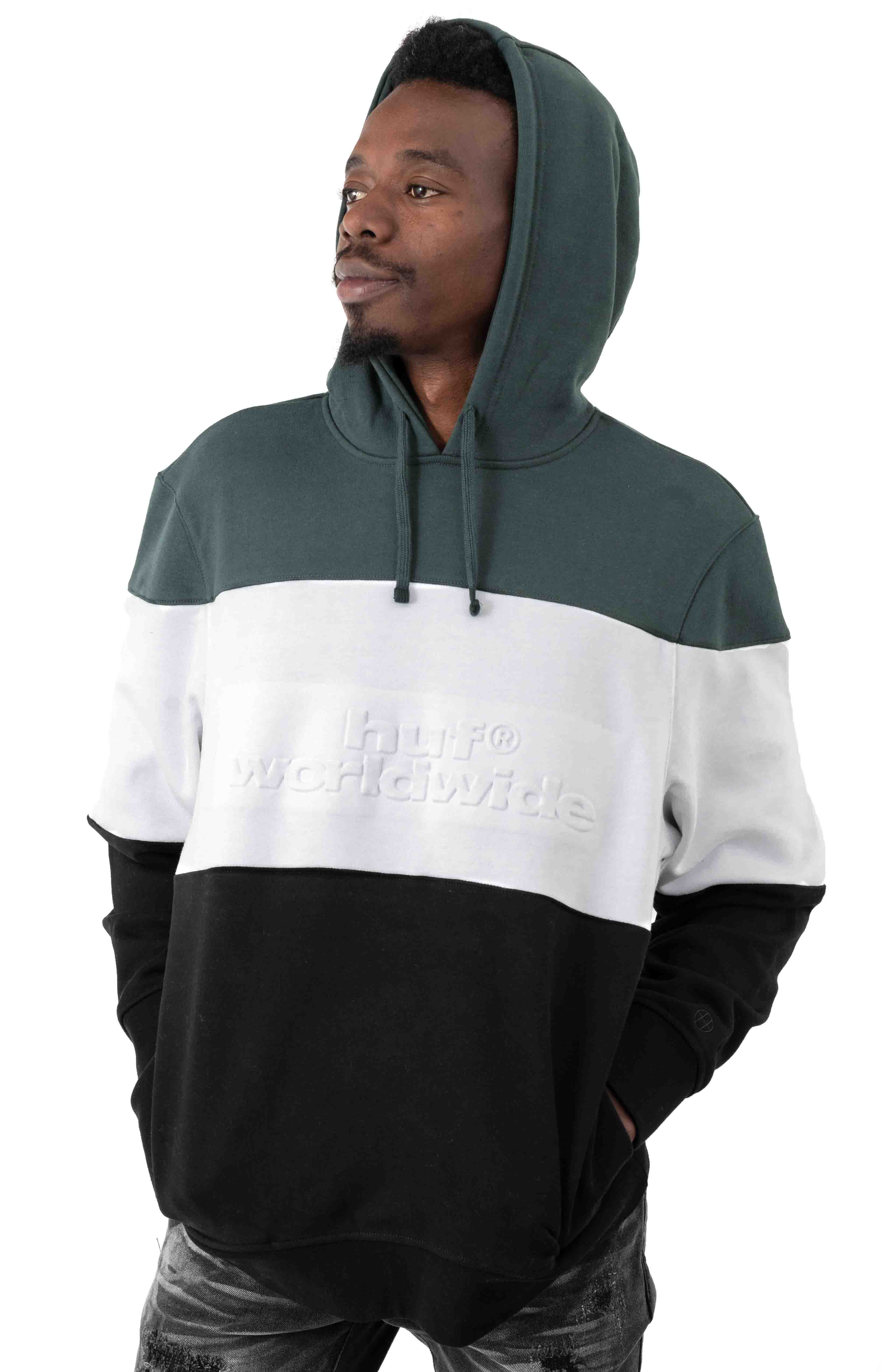Division Pullover Hoodie - Sycamore