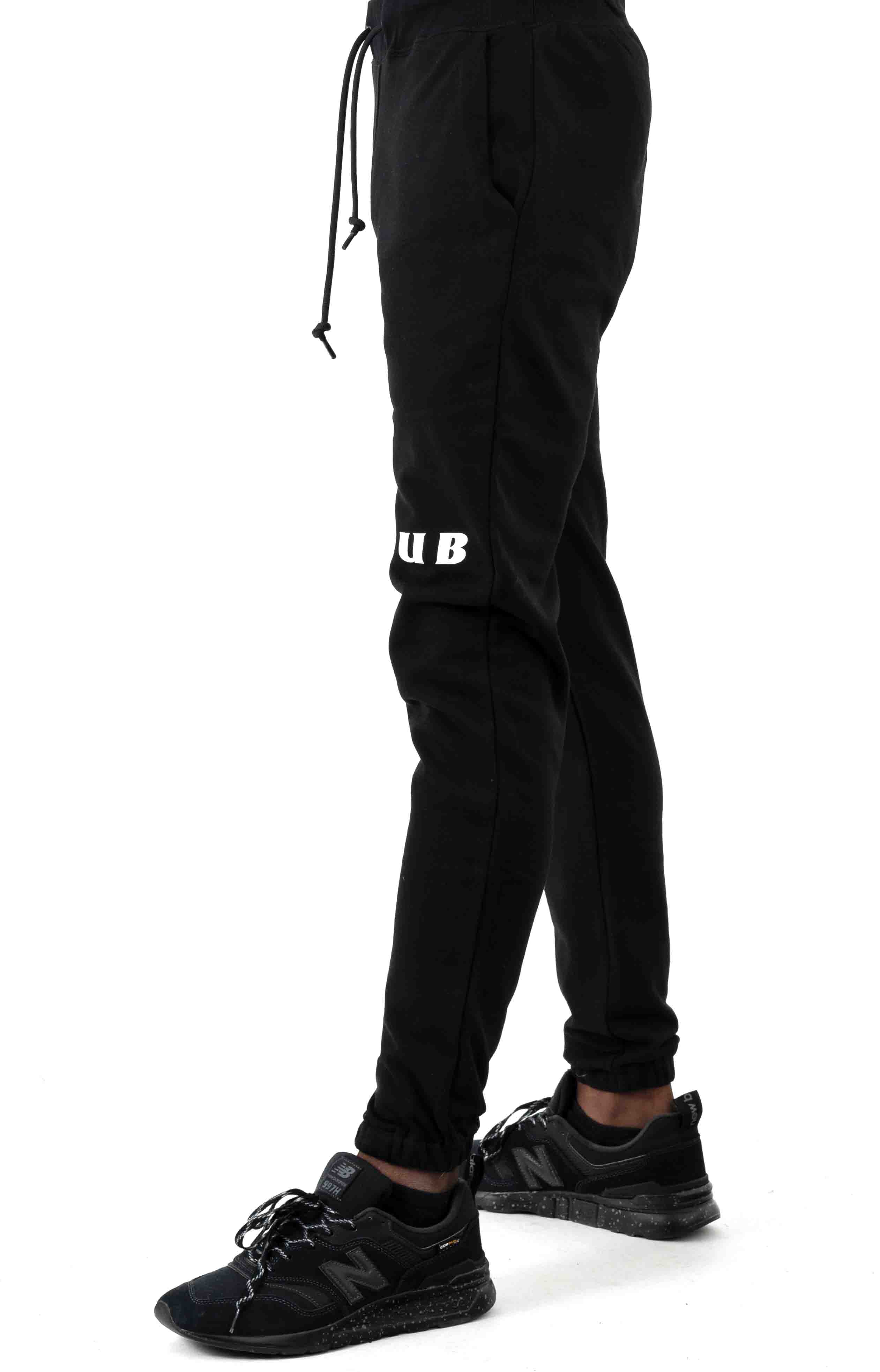 BB Aesthetics Jogger - Black 2