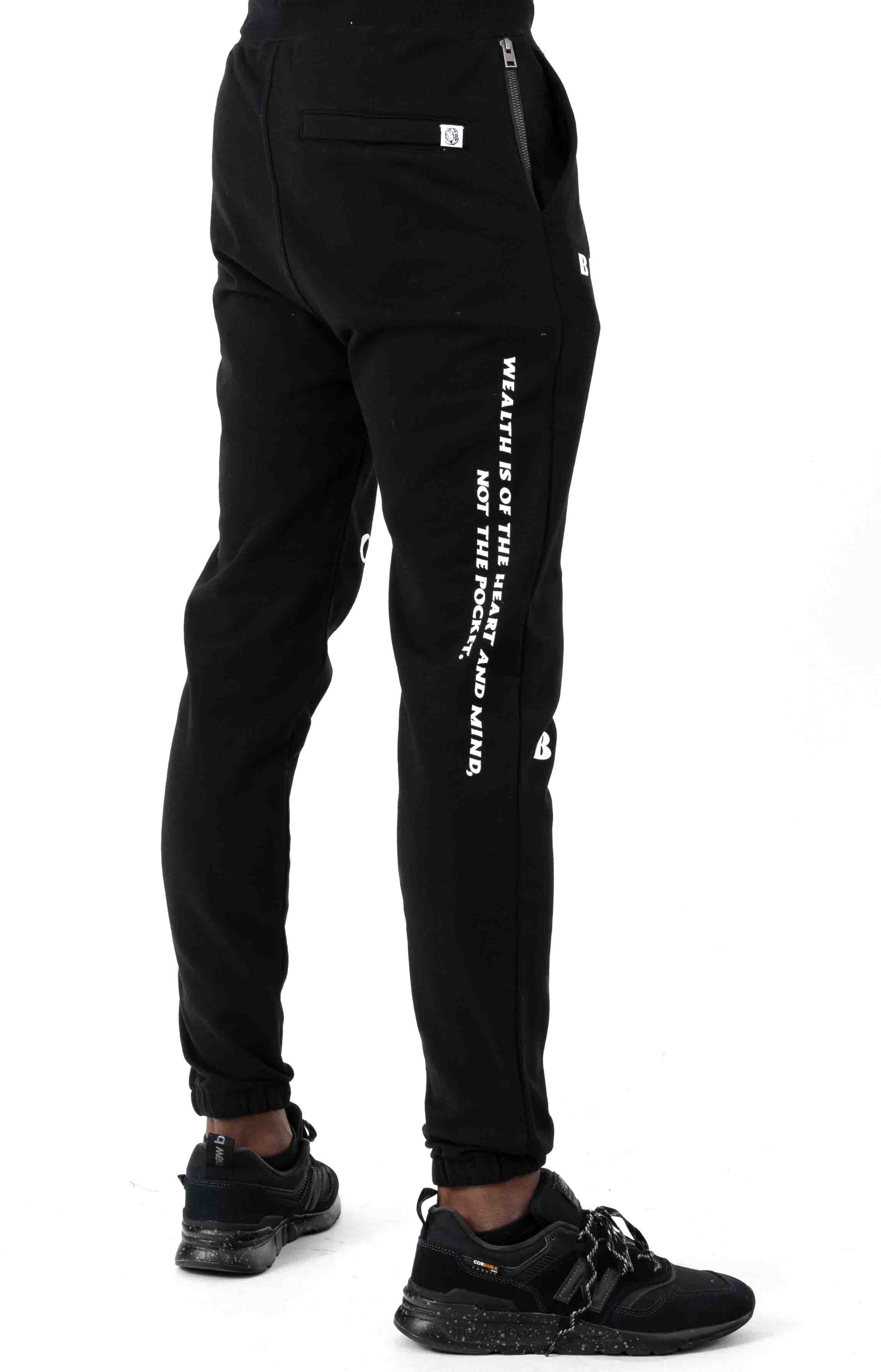 BB Aesthetics Jogger - Black 3