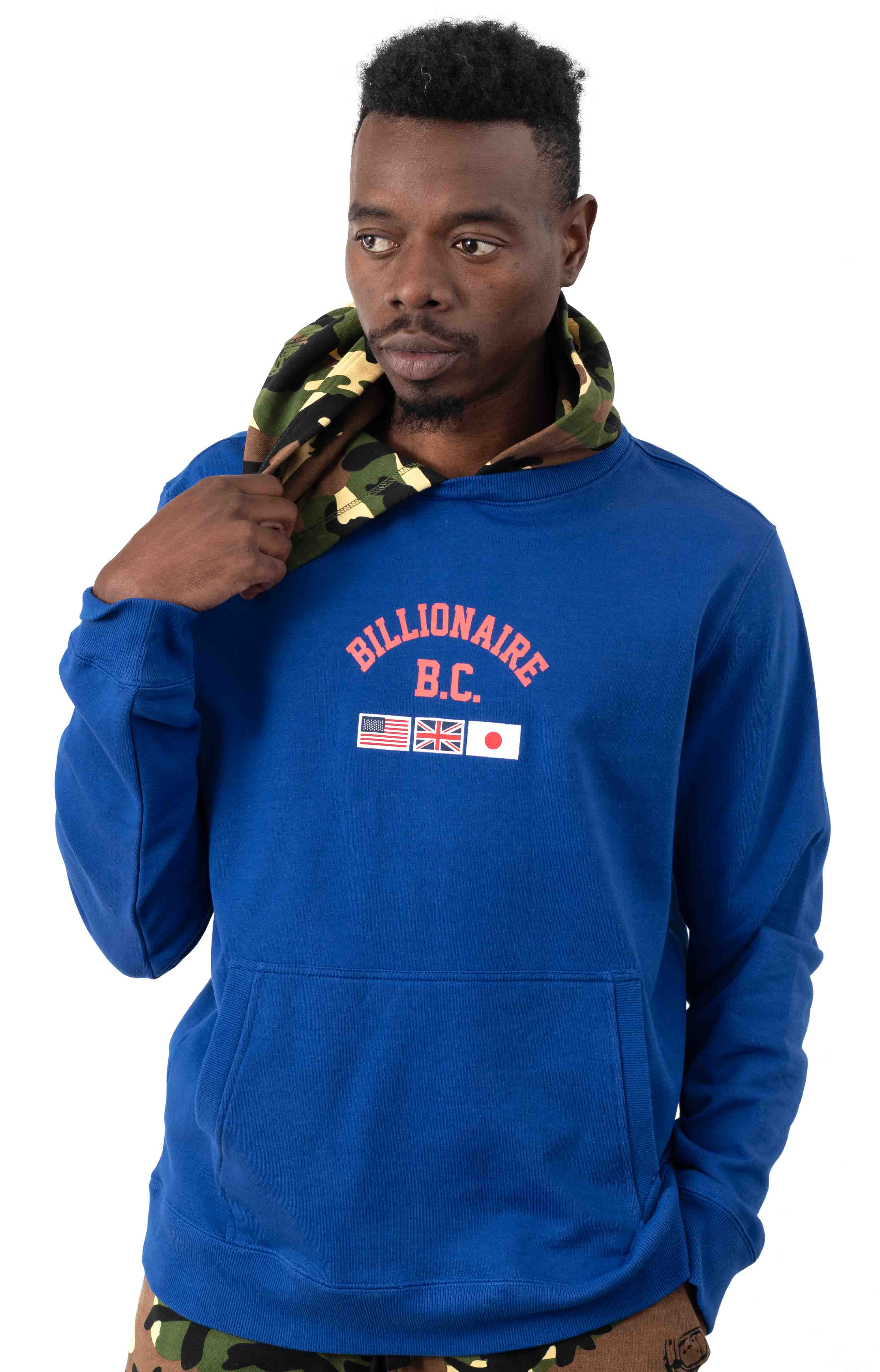 BB Tour Pullover Hoodie - Surf The Web