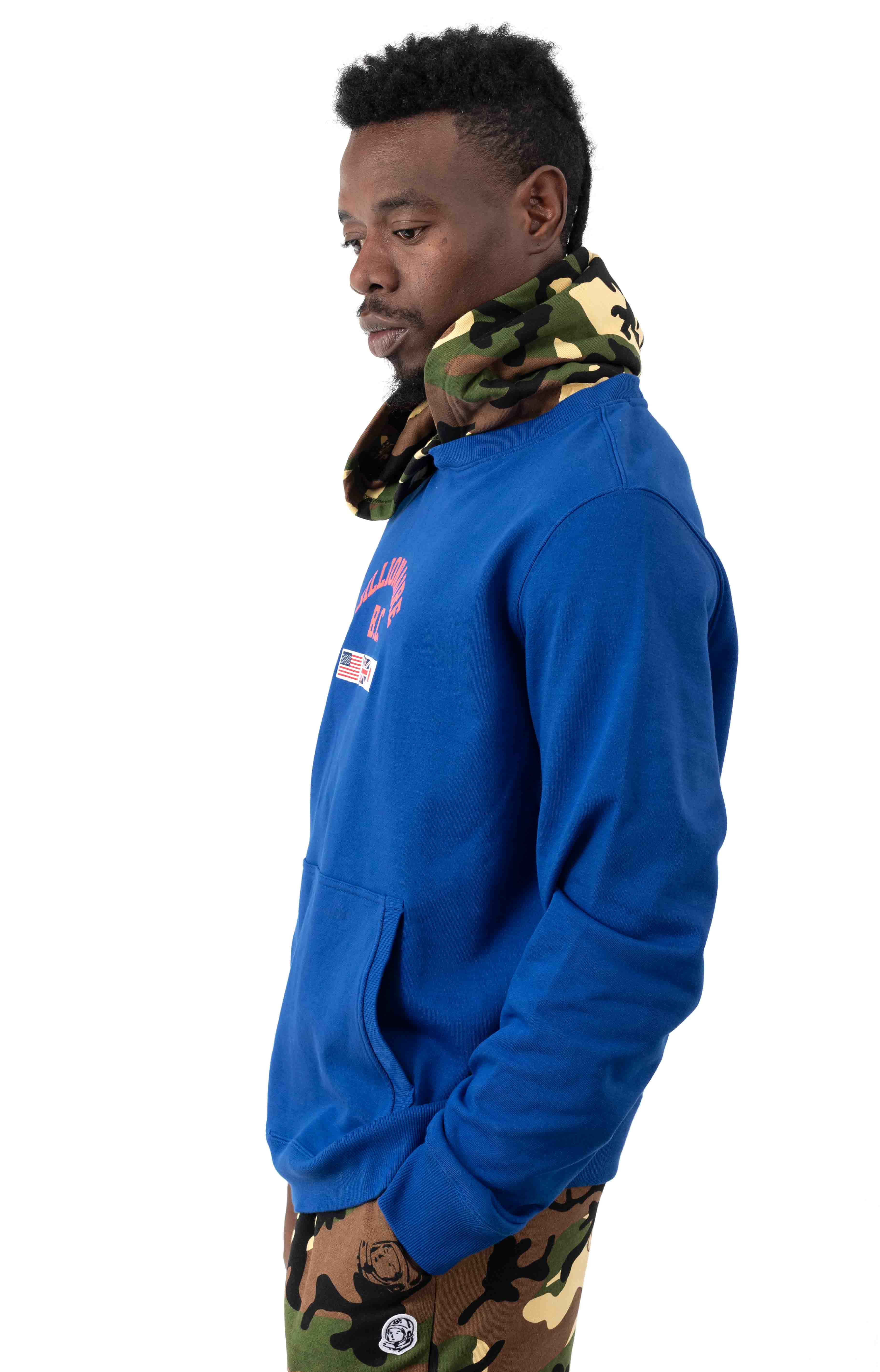 BB Tour Pullover Hoodie - Surf The Web 2