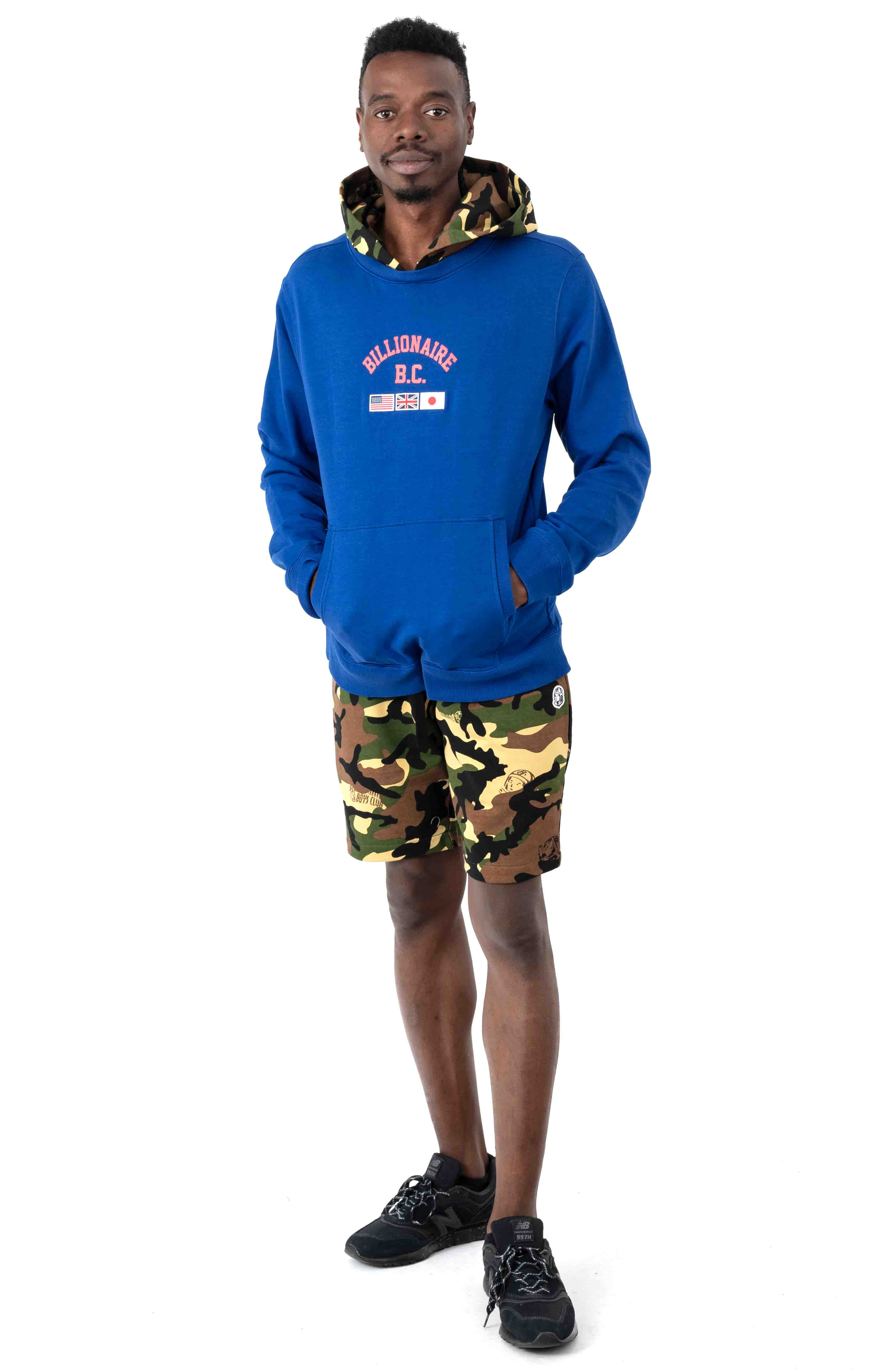 BB Tour Pullover Hoodie - Surf The Web 4