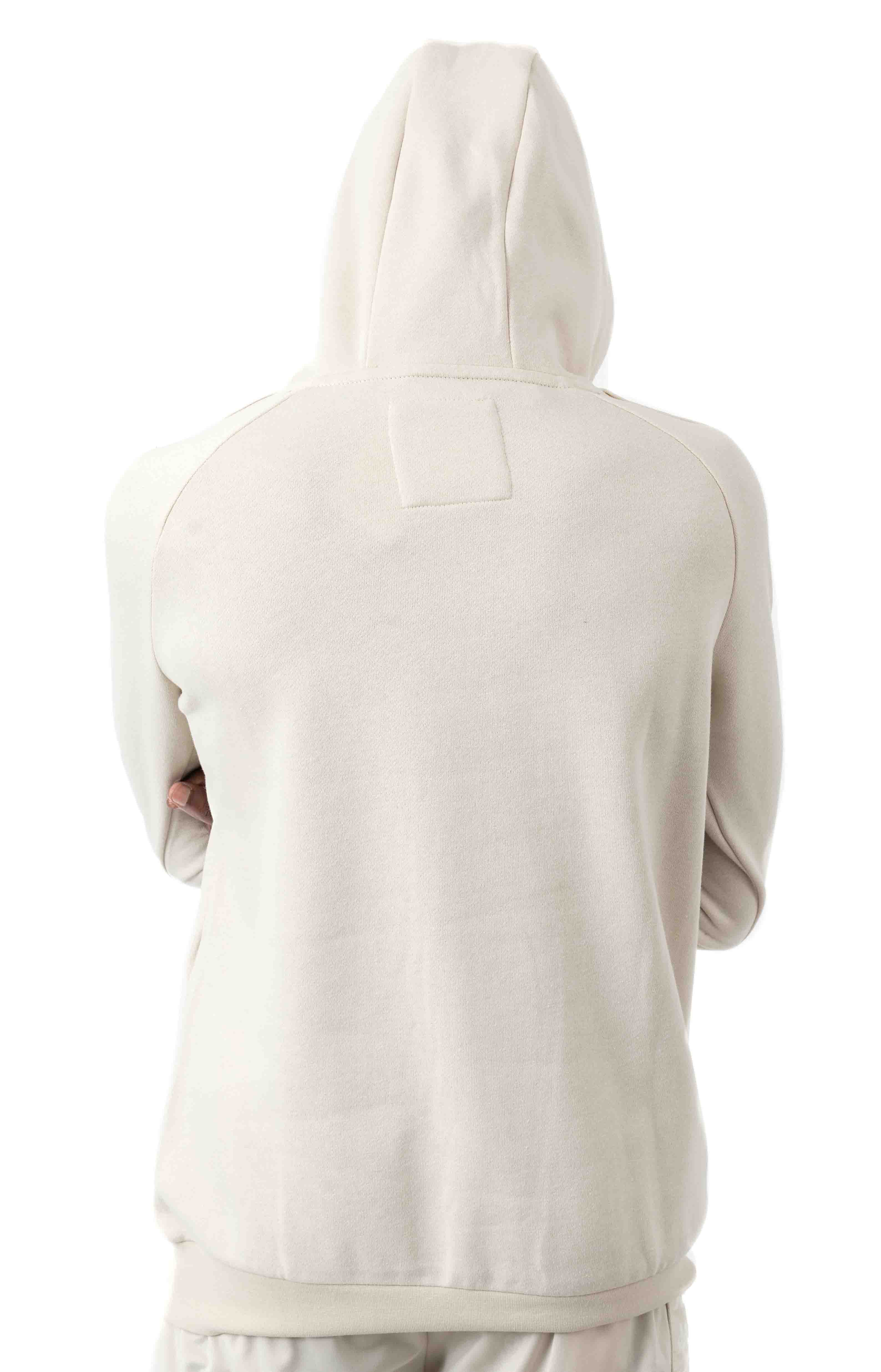 Authentic Hurtado Pullover Hoodie - Beige/White 3