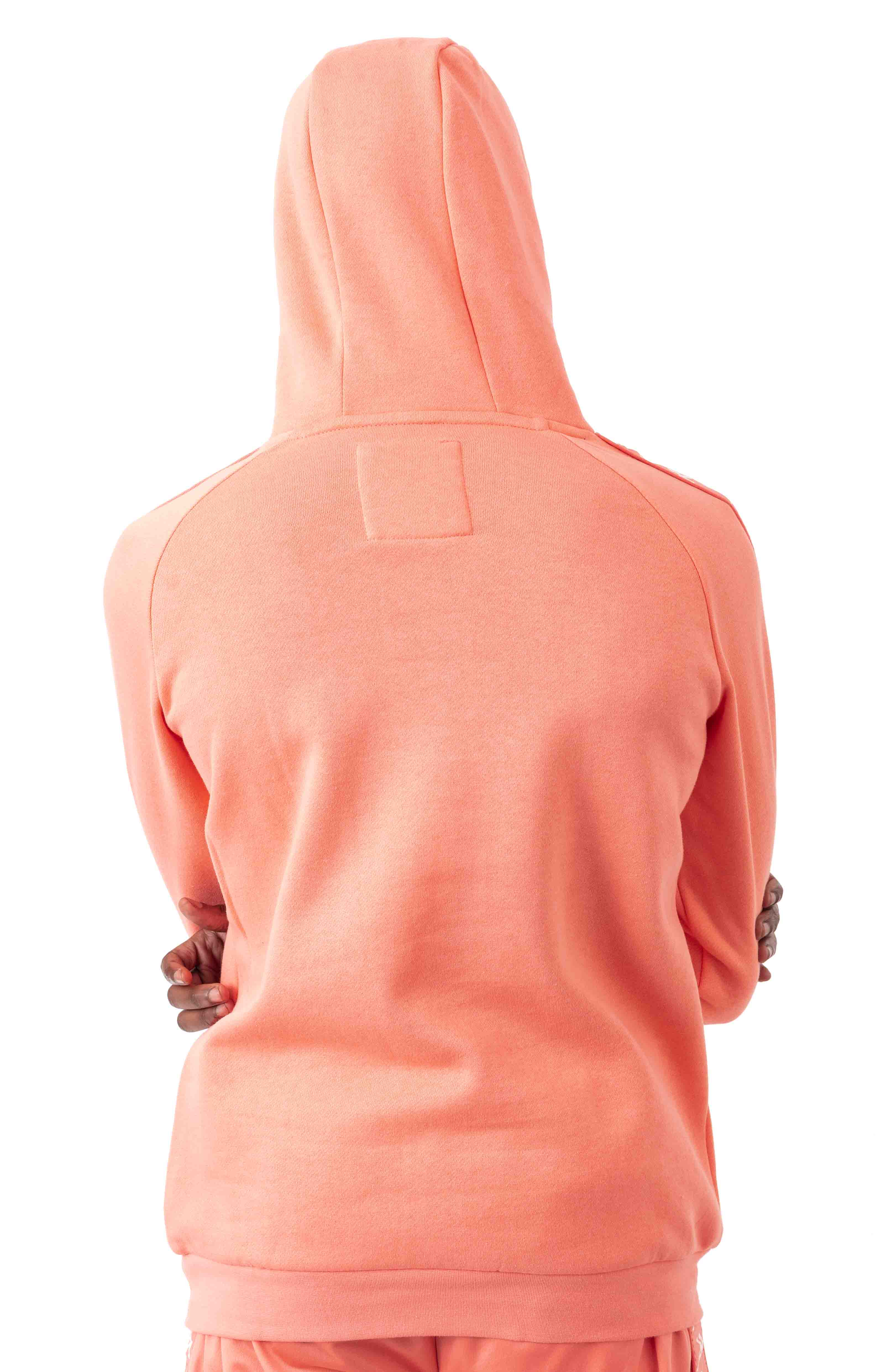 Authentic Hurtado Pullover Hoodie - Pink/White 3