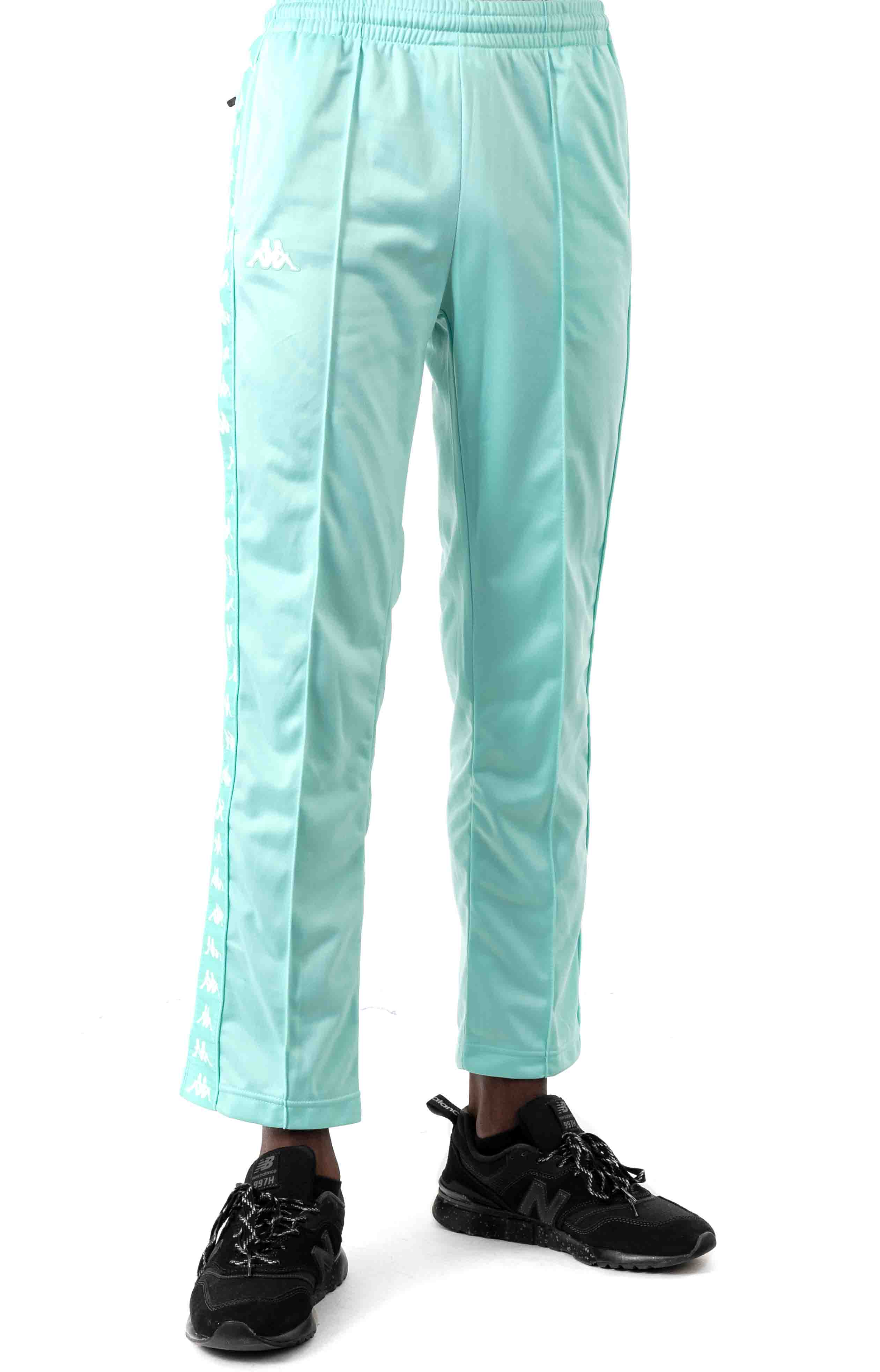222 Banda Astoriazz Trackpant - Green Aqua  2