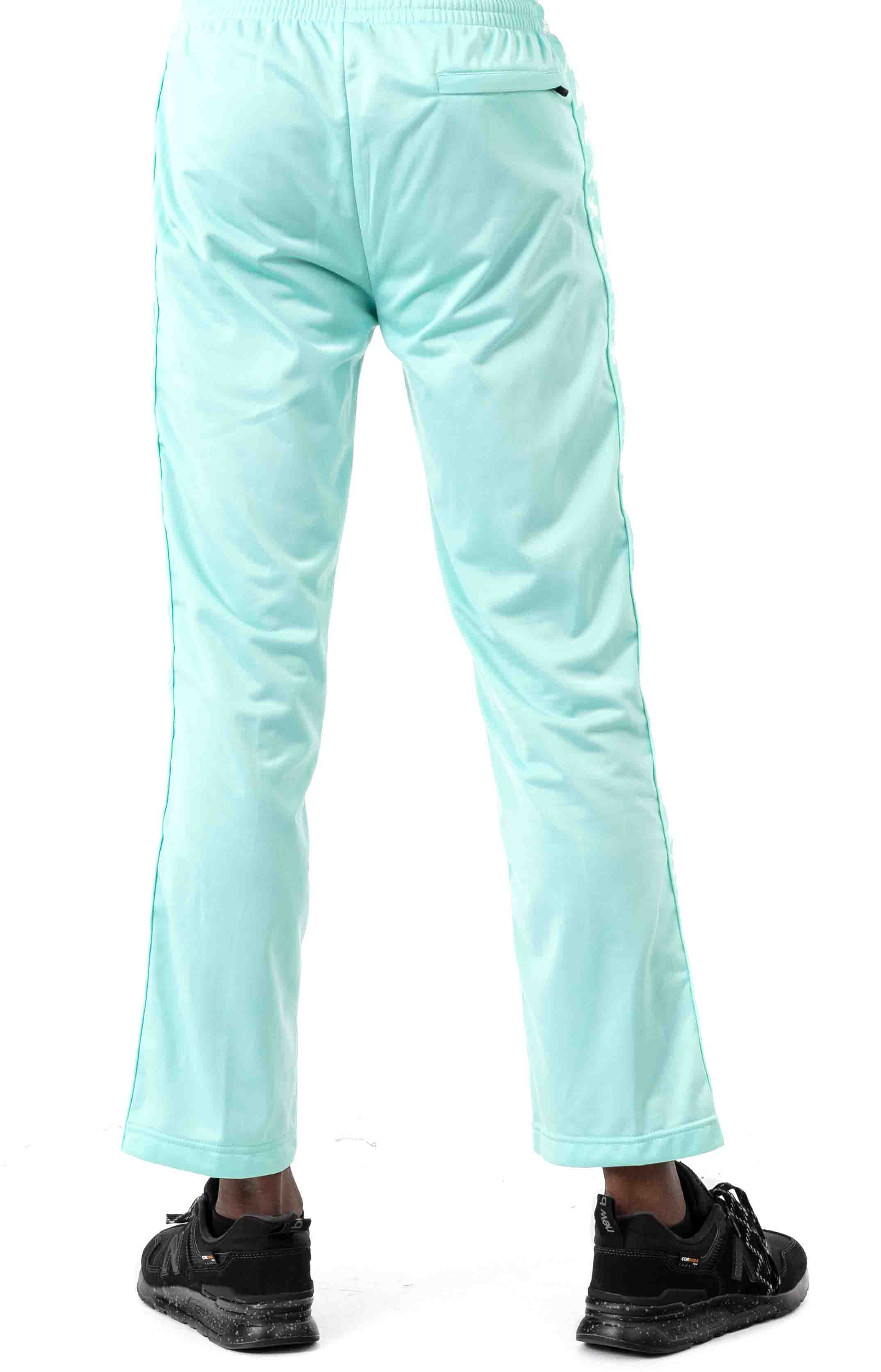 222 Banda Astoriazz Trackpant - Green Aqua  3