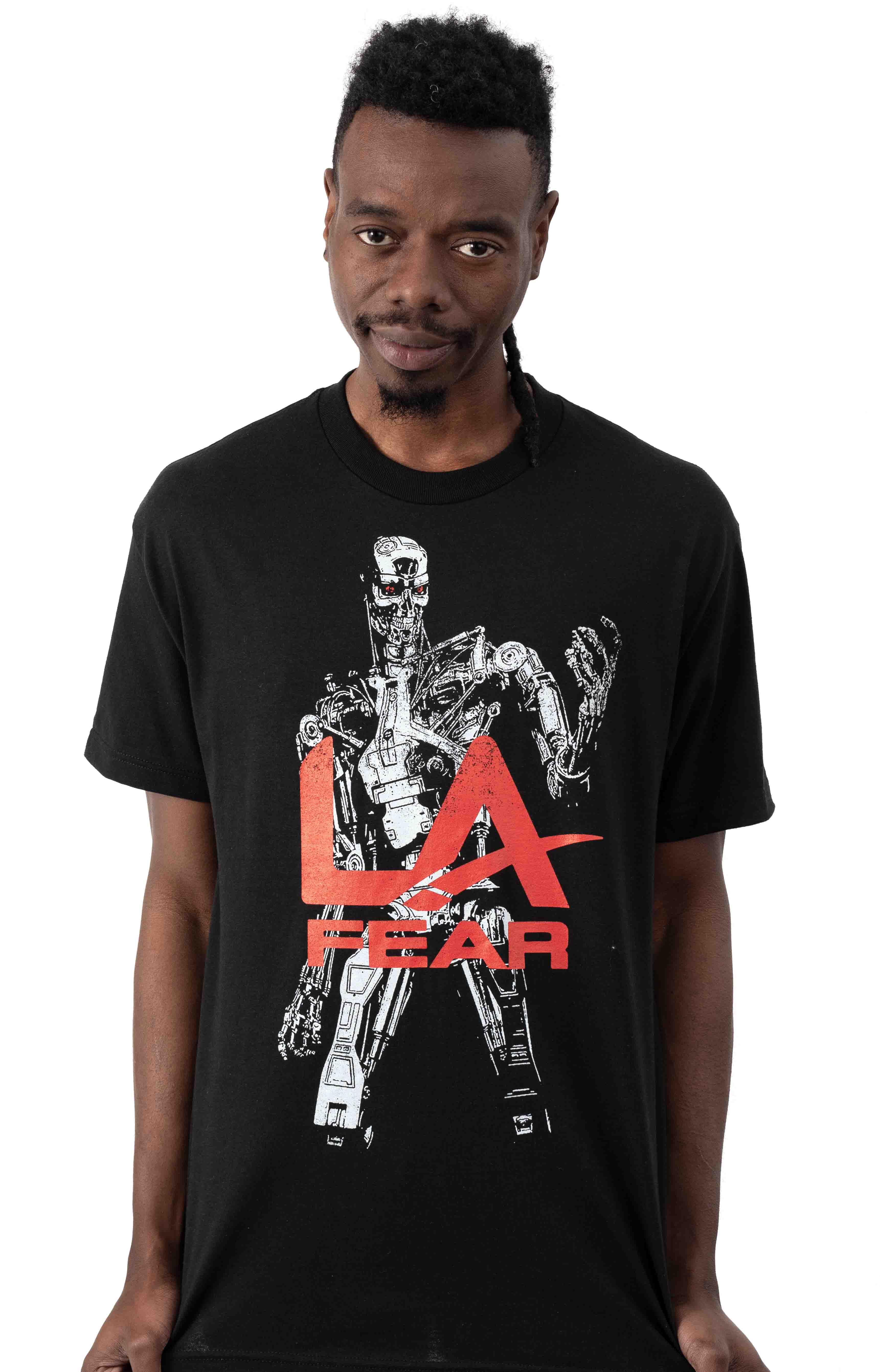 LA Fear T-Shirt - Black