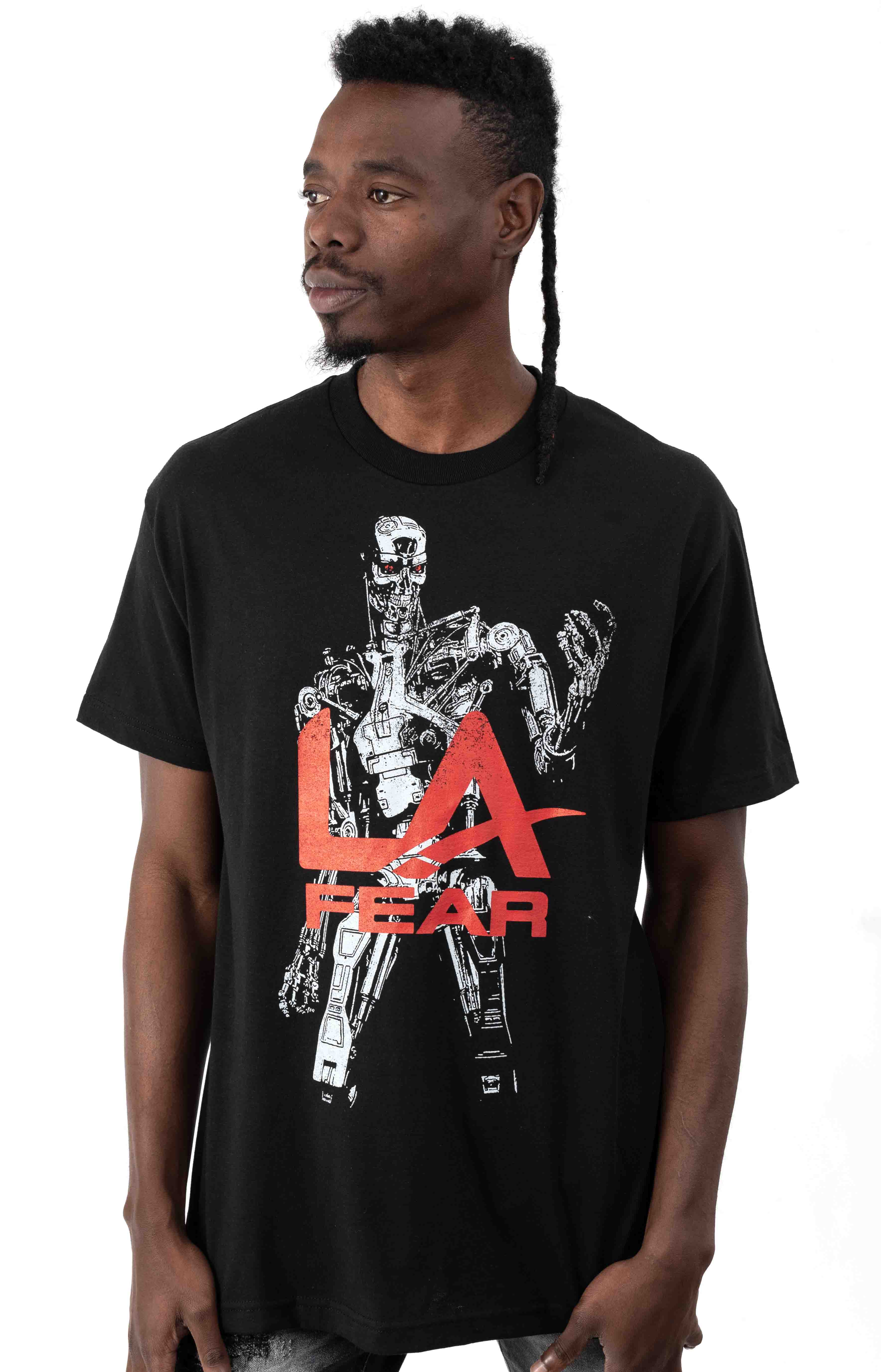 LA Fear T-Shirt - Black 2