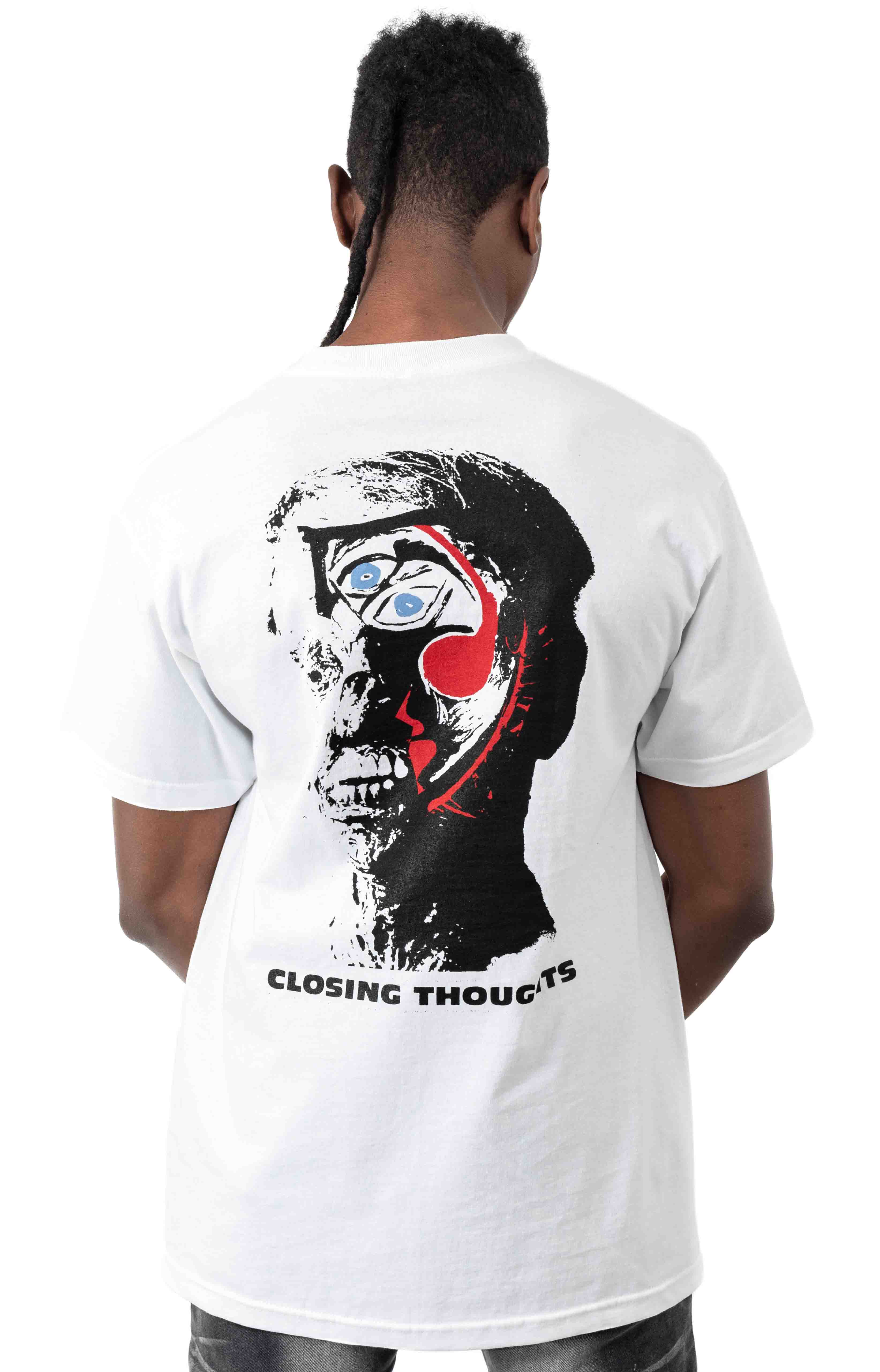 Closing Thoughts T-Shirt - White  3