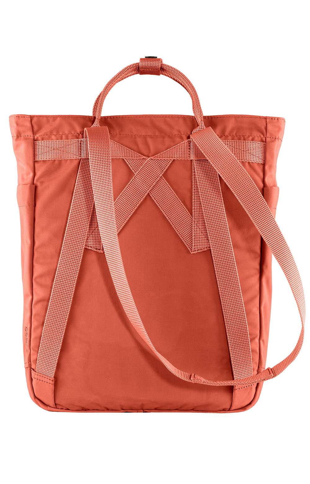Kanken Tote Bag - Rowan Red 2
