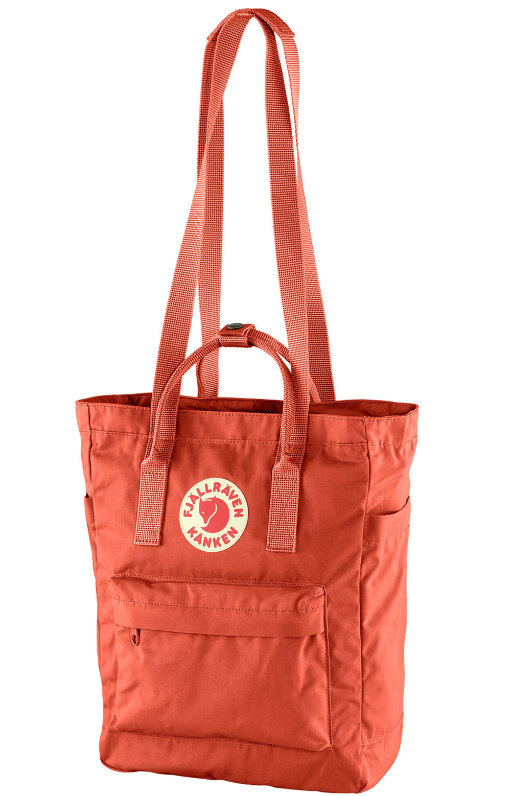 Kanken Tote Bag - Rowan Red 3
